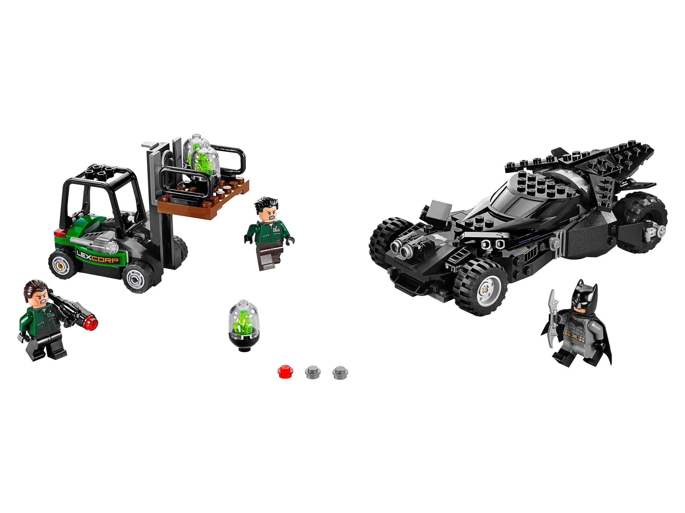 LEGO Super Heroes 76045 Kryptonit-Mission im Batmobil LEGO_76045.jpg