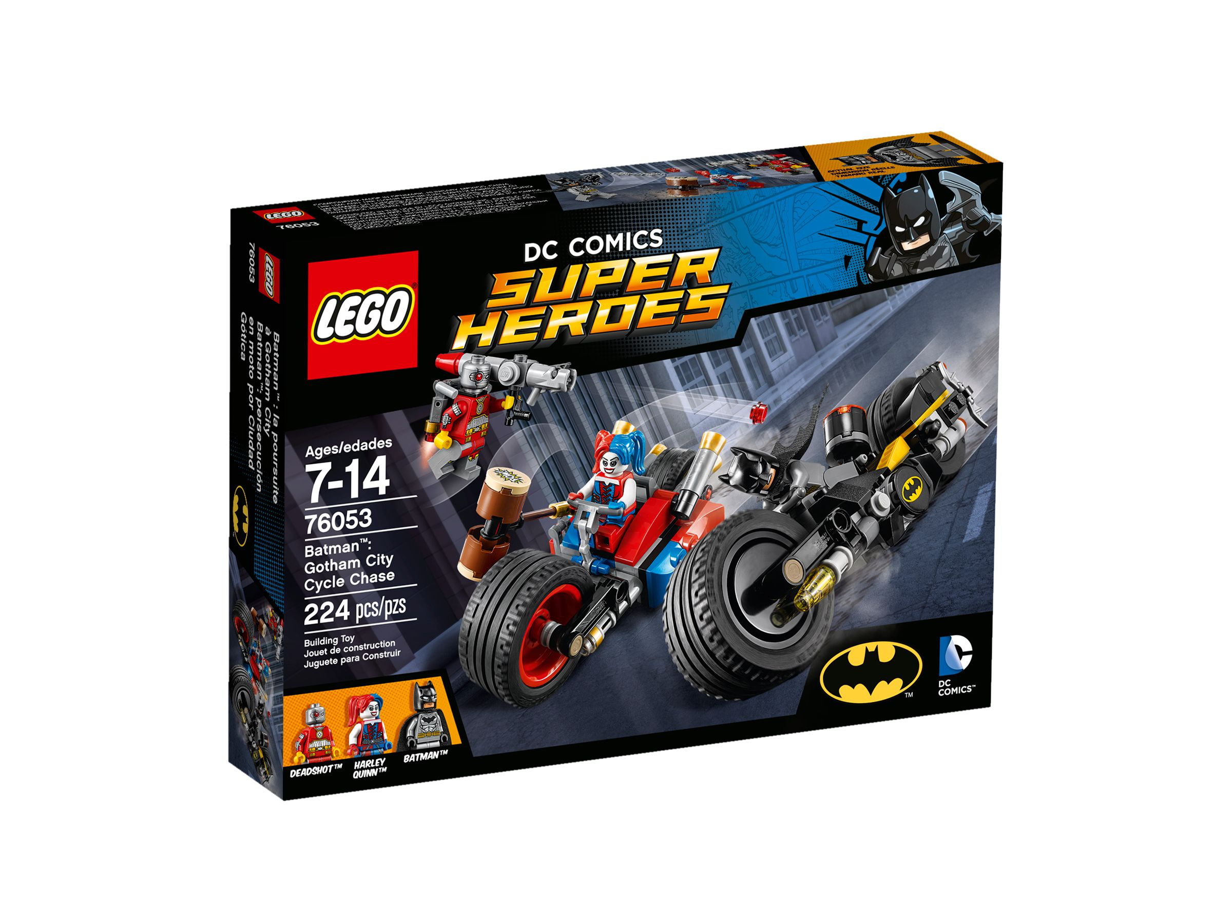 LEGO Super Heroes 76053 Batman™: Batcycle-Verfolgungsjagd in Gotham City LEGO_76053_alt1.jpg