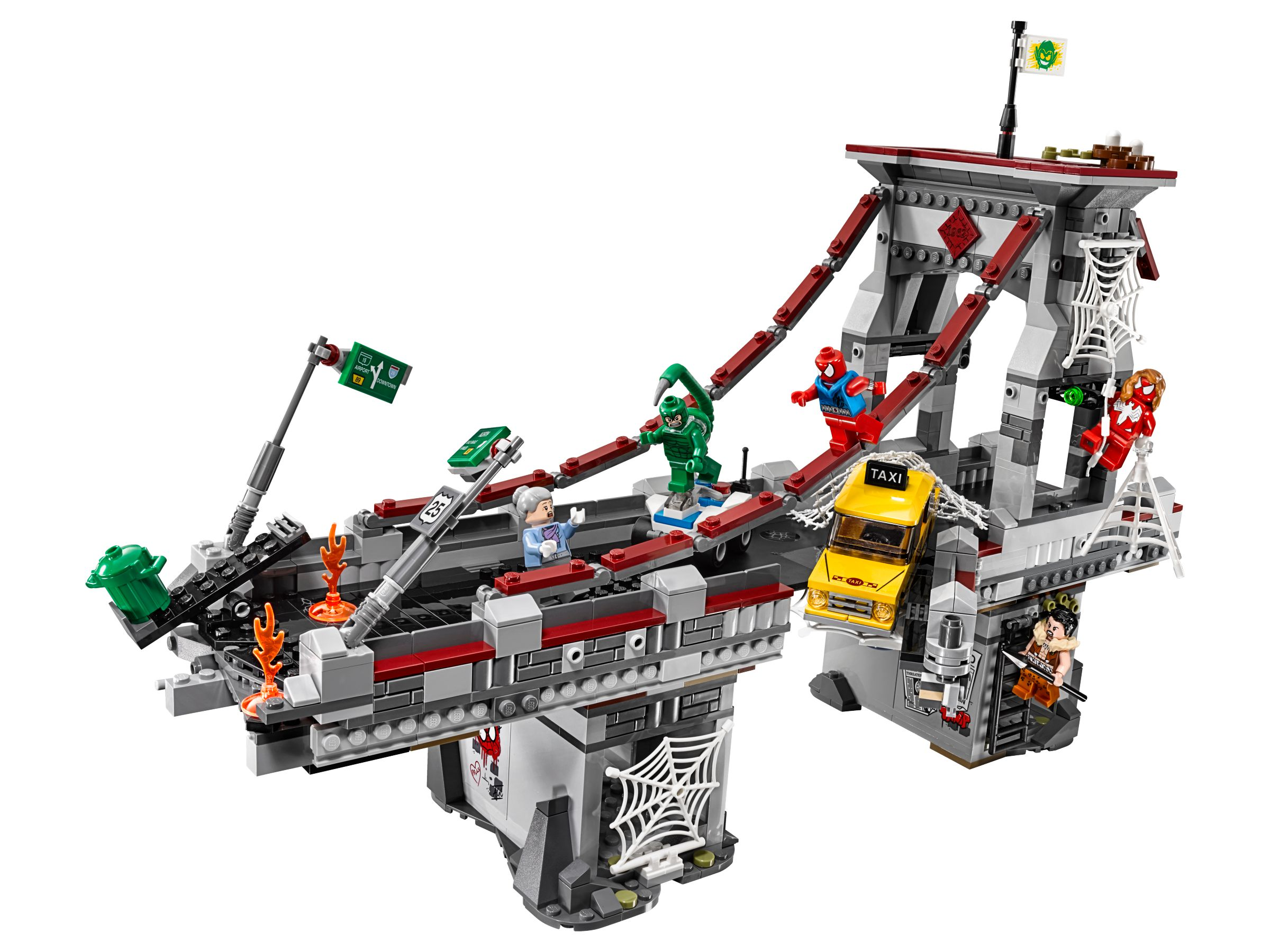 LEGO Super Heroes 76057 Spider-Man: Ultimatives Brückenduell der Web-Warriors LEGO_76057_alt3.jpg