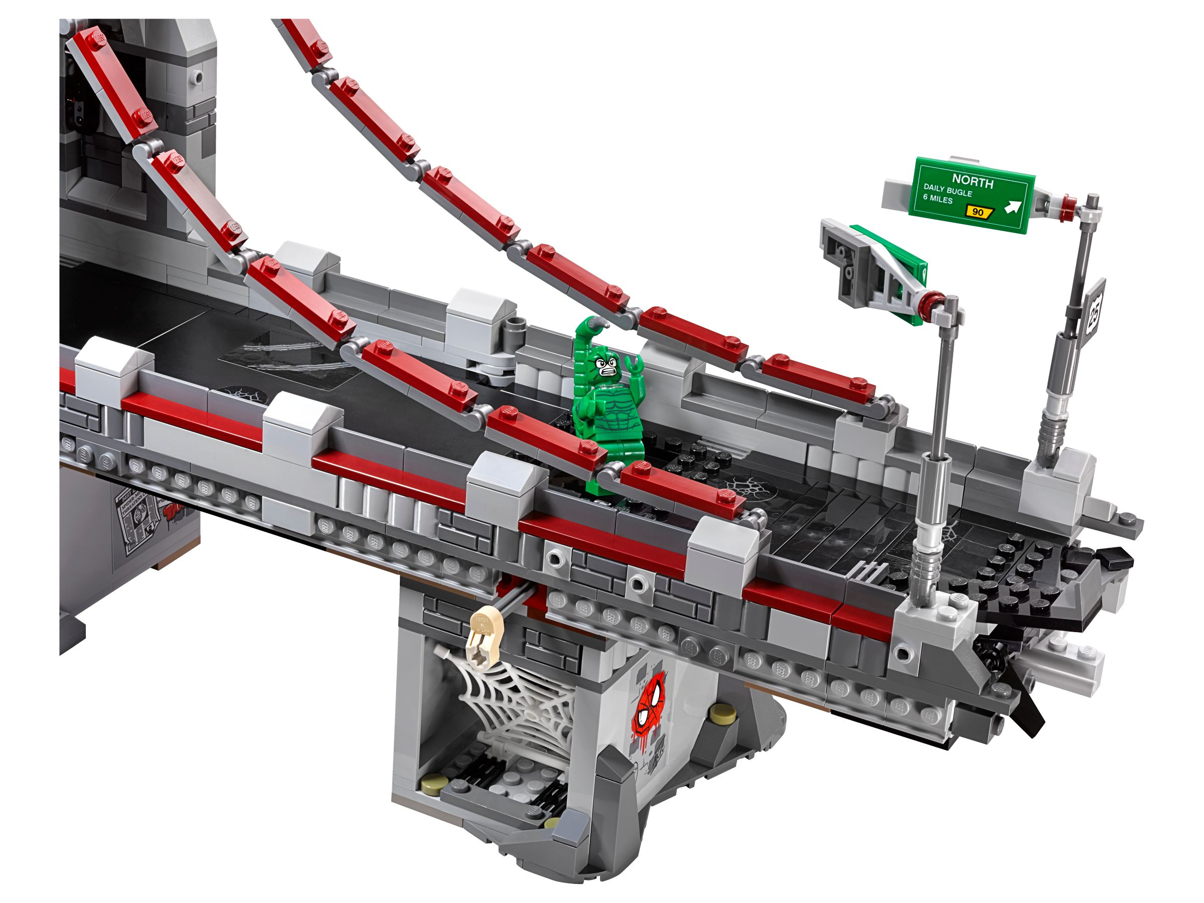 LEGO Super Heroes 76057 Spider-Man: Ultimatives Brückenduell der Web-Warriors LEGO_76057_alt4.jpg