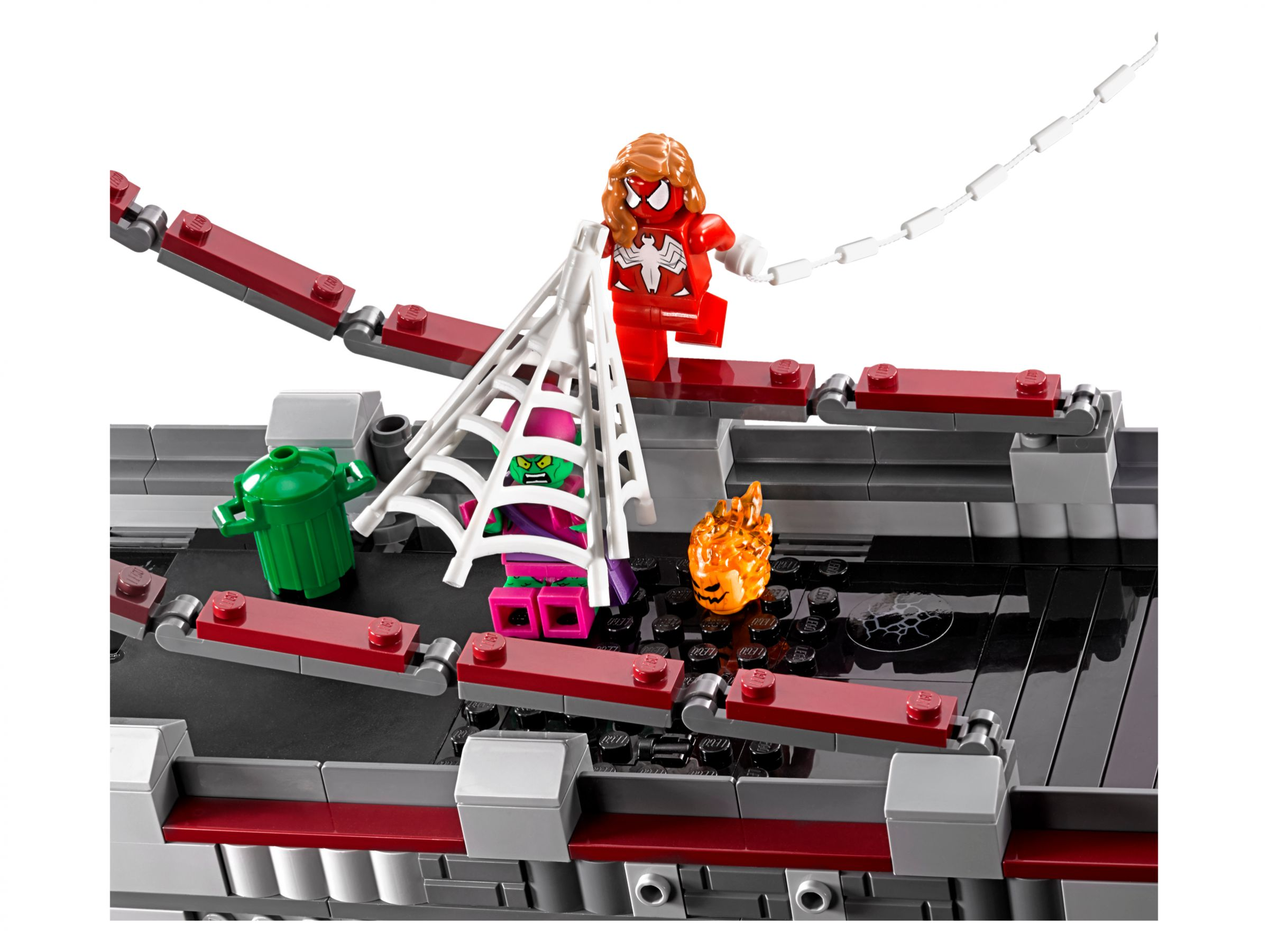 LEGO Super Heroes 76057 Spider-Man: Ultimatives Brückenduell der Web-Warriors LEGO_76057_alt6.jpg