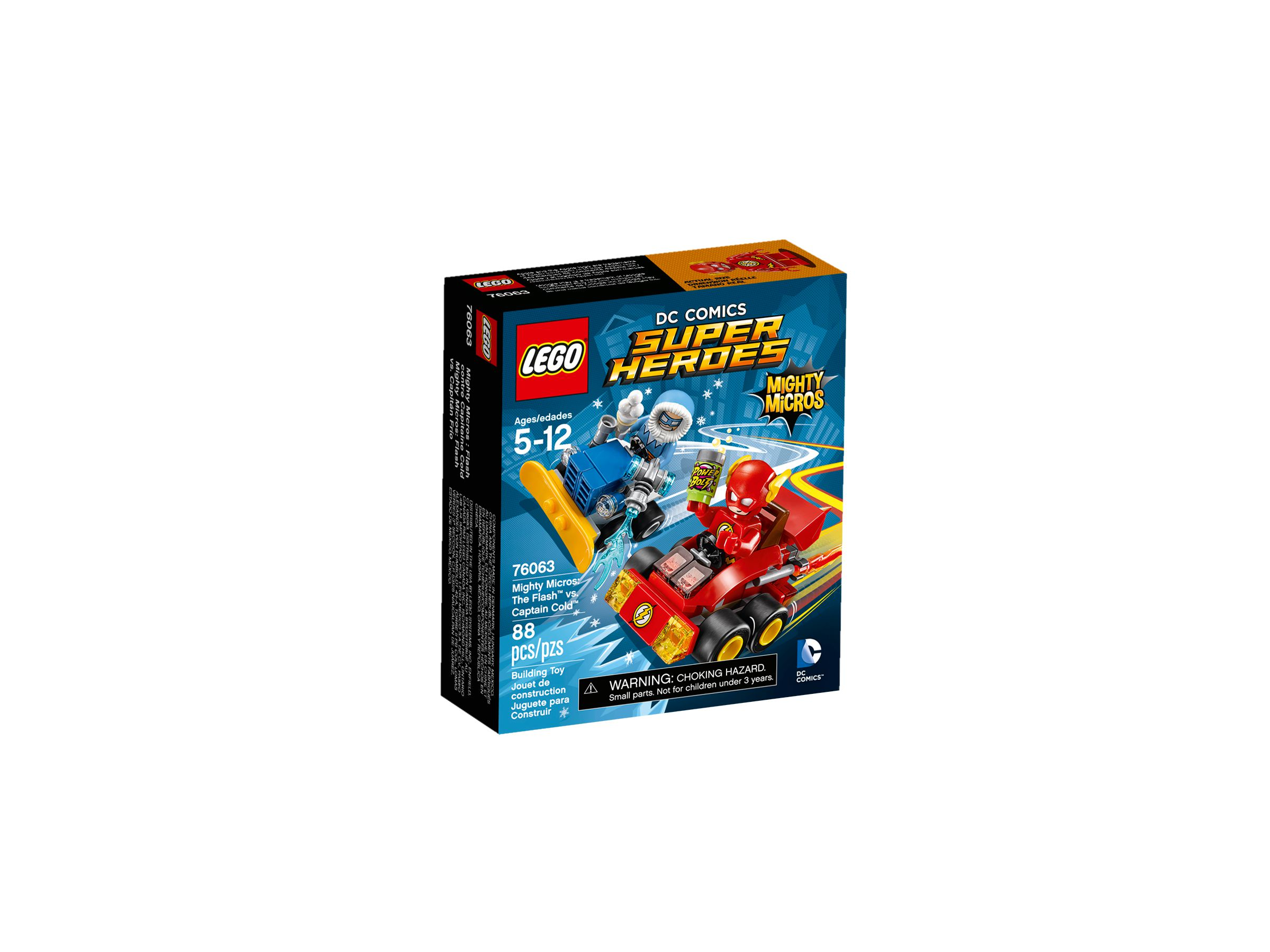 LEGO Super Heroes 76063 Mighty Micros: The Flash™ vs. Captain Cold™ LEGO_76063_alt1.jpg