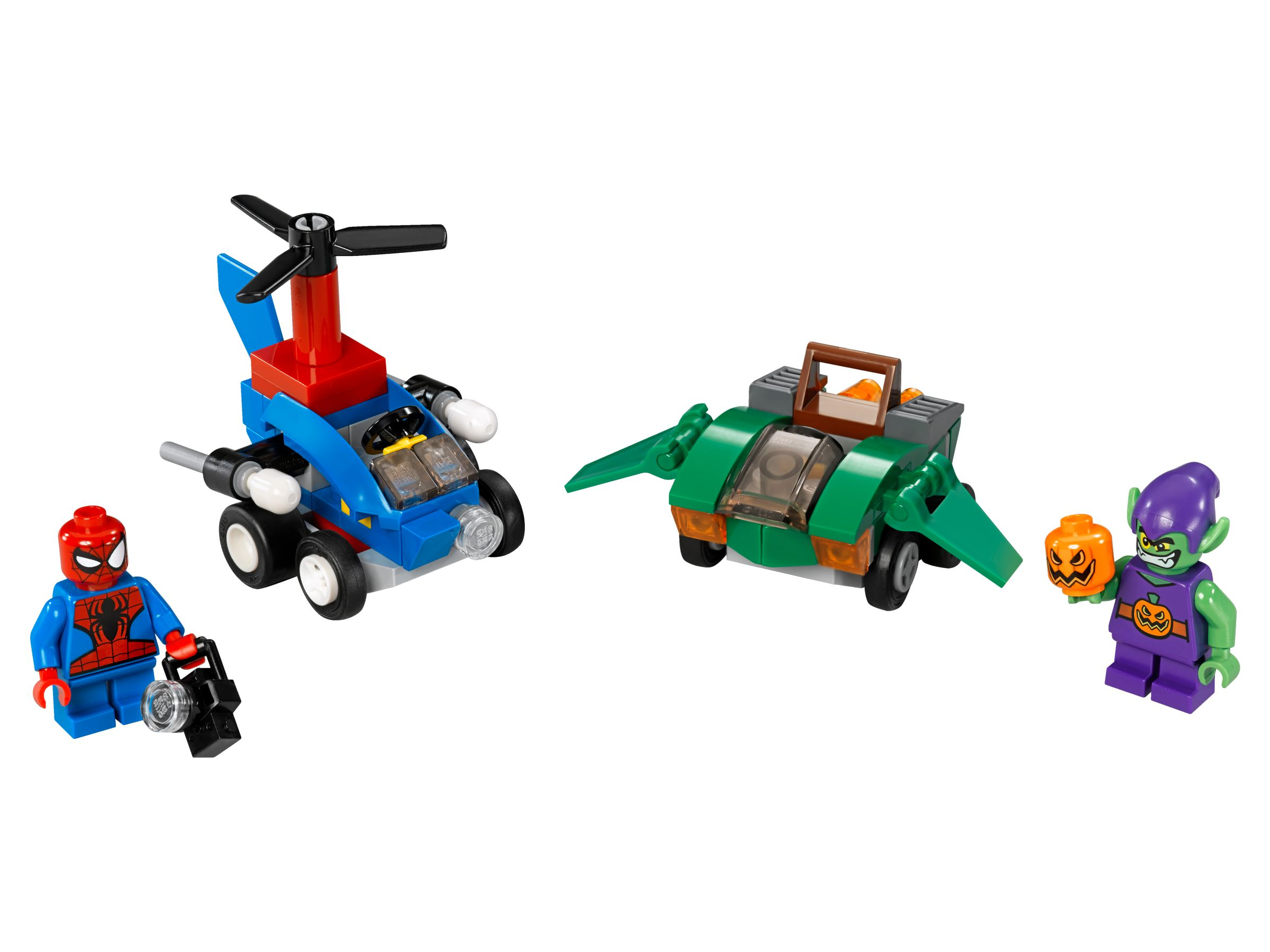 LEGO Super Heroes 76064 Mighty Micros: Spider-Man vs. Green Goblin LEGO_76064.jpg