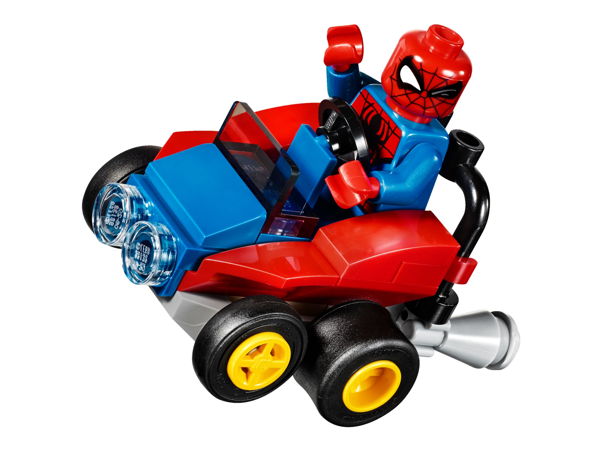 LEGO Super Heroes 76071 Mighty Micros: Spider-Man vs. Scorpion LEGO_76071_alt5.jpg