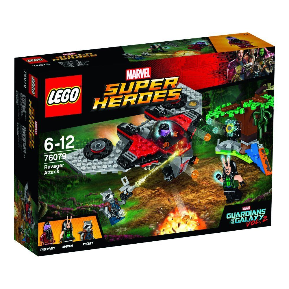 LEGO Super Heroes 76079 Ravager-Attacke LEGO_76079_img1.jpg