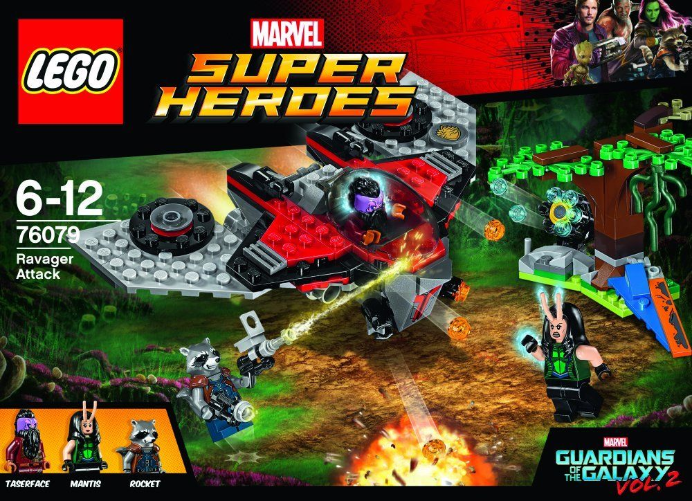 LEGO Super Heroes 76079 Ravager-Attacke LEGO_76079_img2.jpg