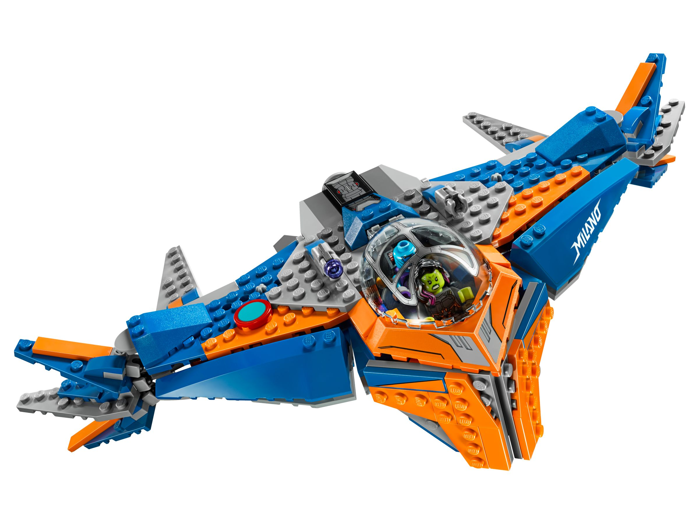 LEGO Super Heroes 76081 Guardians of the Galaxy - The Milano vs. The Abilisk LEGO_76081_alt2.jpg