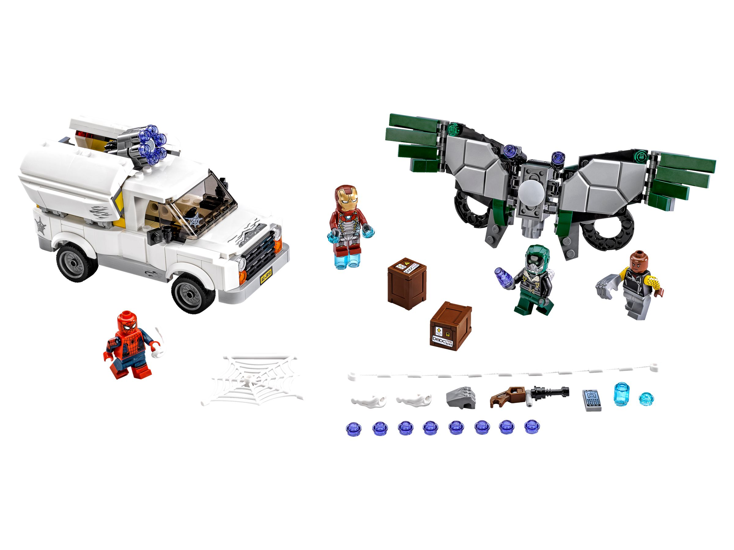 LEGO Super Heroes 76083 Hüte dich vor Vulture
