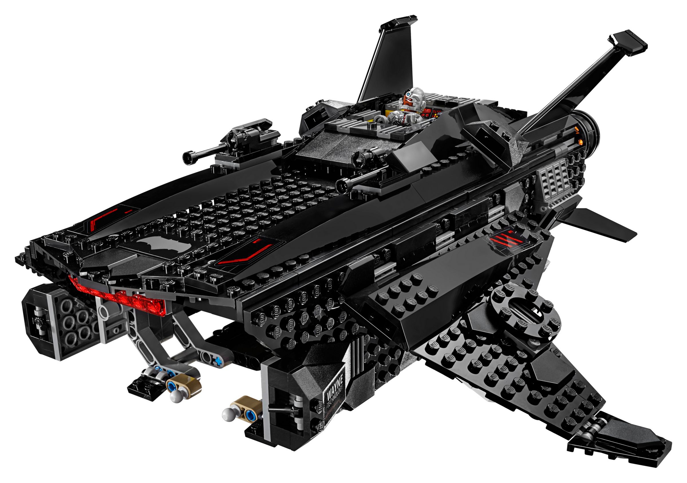 LEGO Super Heroes 76087 Flying Fox: Batmobil-Attacke aus der Luft LEGO_76087_alt3.jpg