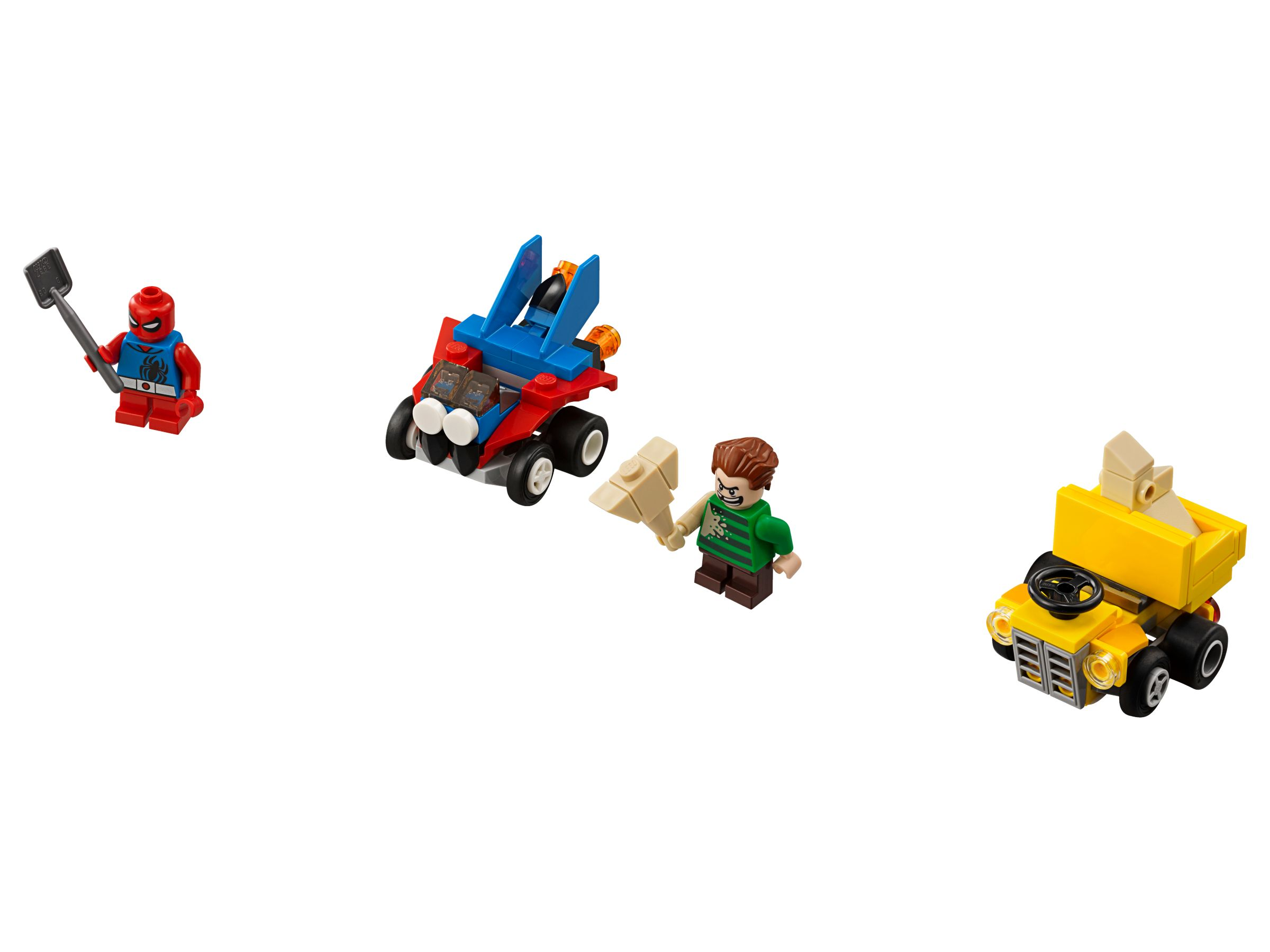 LEGO Super Heroes 76089 Mighty Micros: Spider-Man vs. Sandman