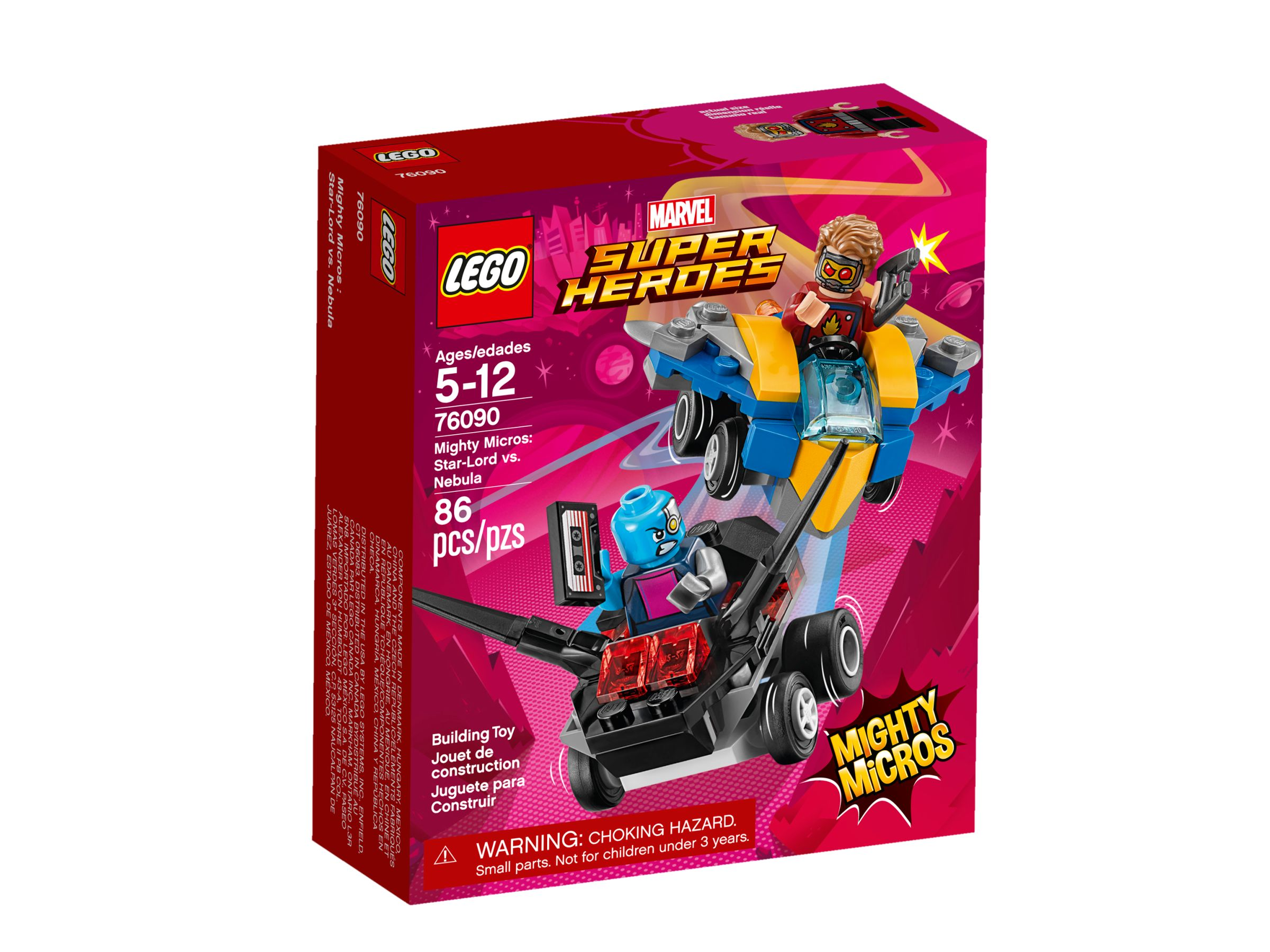 LEGO Super Heroes 76090 Mighty Micros: Star-Lord vs. Nebula LEGO_76090_alt1.jpg