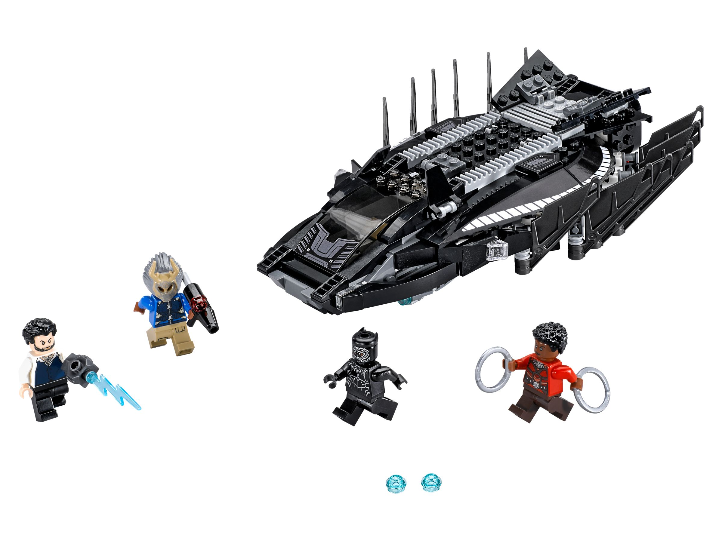 LEGO Super Heroes 76100 Royal Talon Attacke