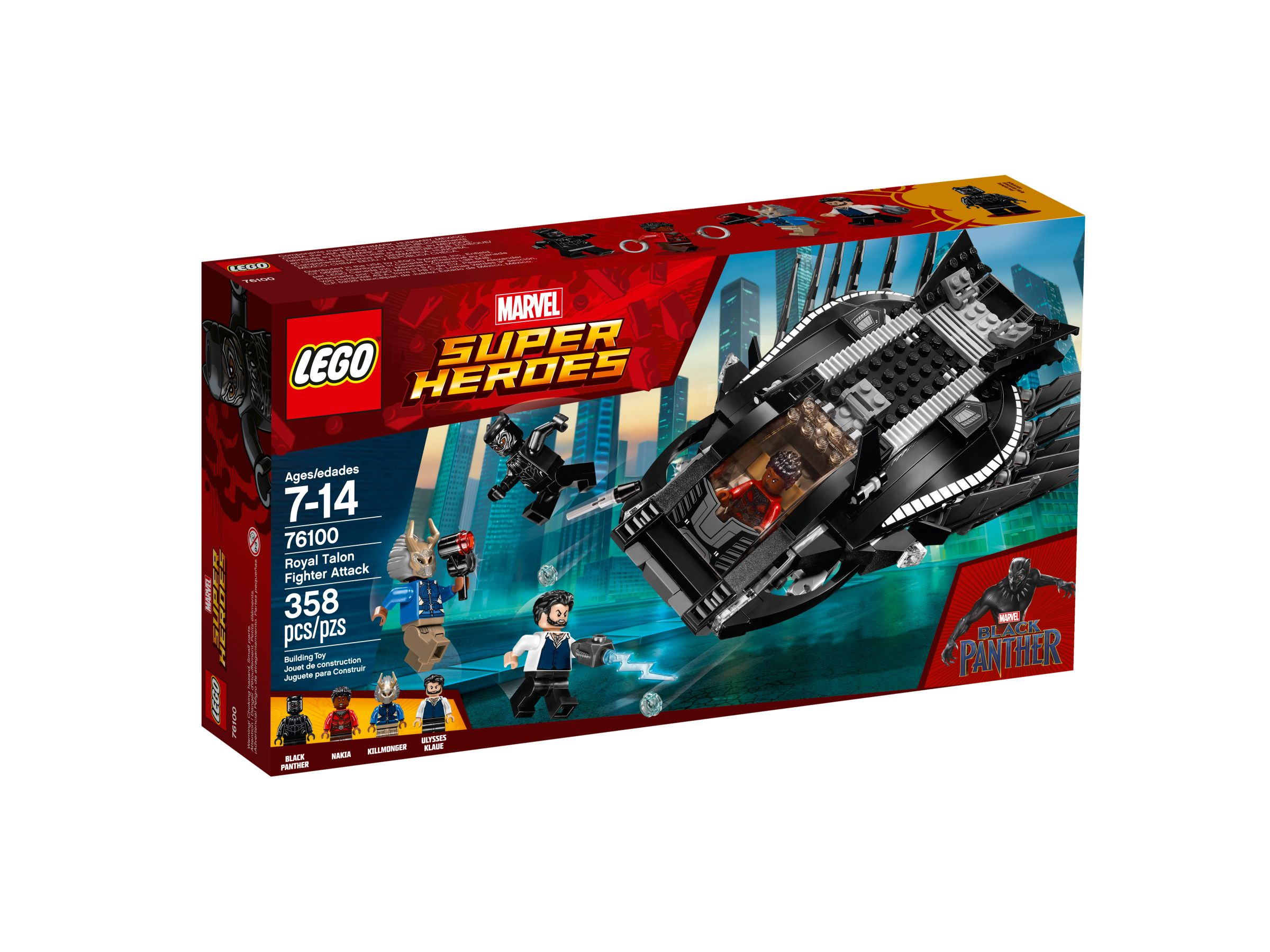 LEGO Super Heroes 76100 Royal Talon Attacke LEGO_76100_alt1.jpg