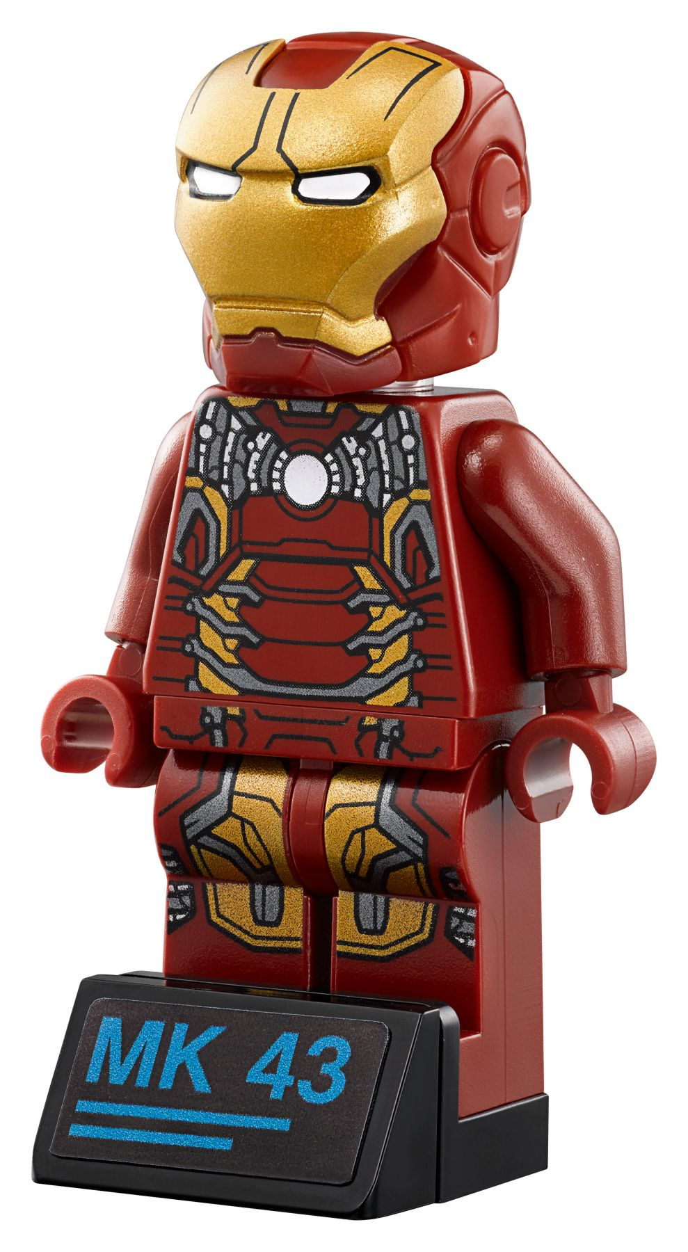 LEGO Super Heroes 76105 Marvel Avengers: Infinity War - The Hulkbuster: Ultron Edition LEGO_76105_alt3.jpg