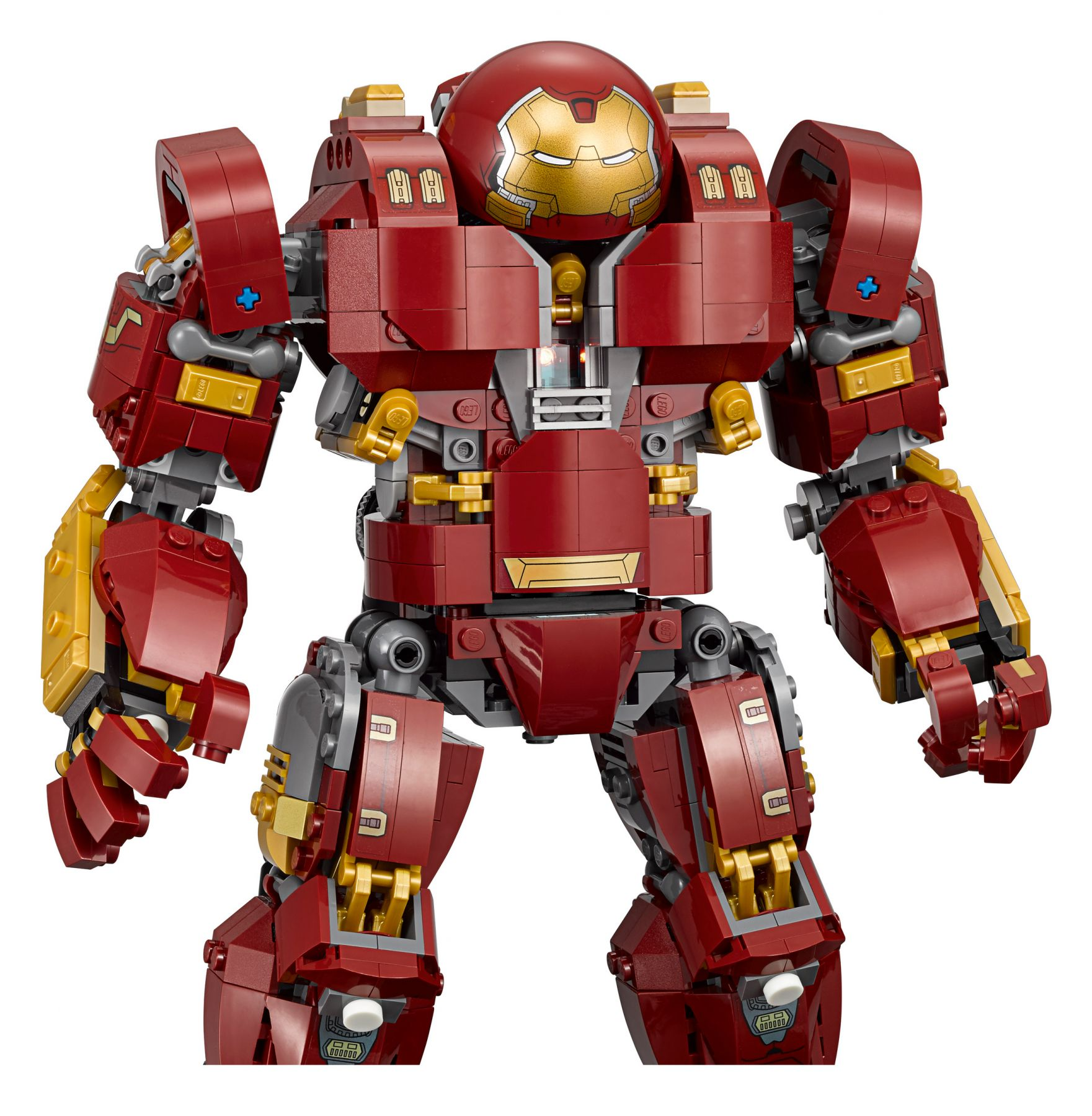 LEGO Super Heroes 76105 Marvel Avengers: Infinity War - The Hulkbuster: Ultron Edition LEGO_76105_alt5.jpg