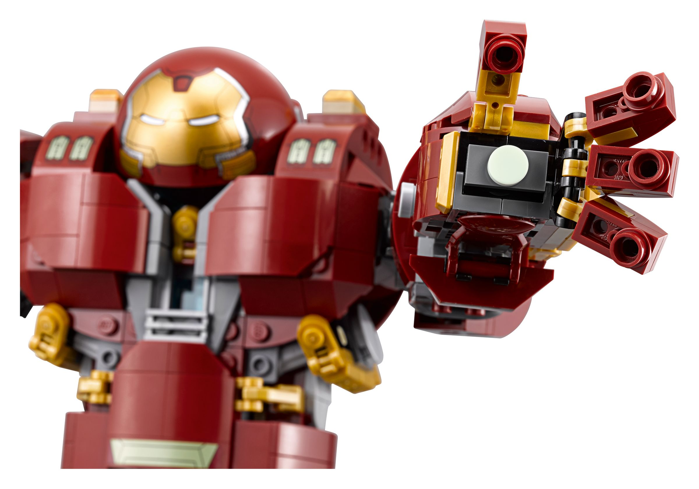LEGO Super Heroes 76105 Marvel Avengers: Infinity War - The Hulkbuster: Ultron Edition LEGO_76105_alt6.jpg