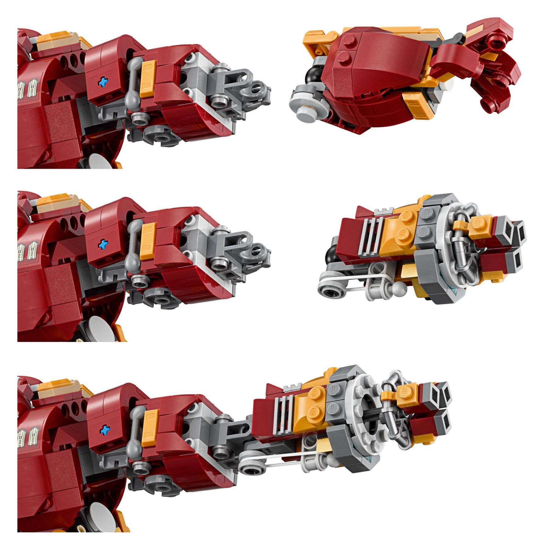 LEGO Super Heroes 76105 Marvel Avengers: Infinity War - The Hulkbuster: Ultron Edition LEGO_76105_alt7.jpg