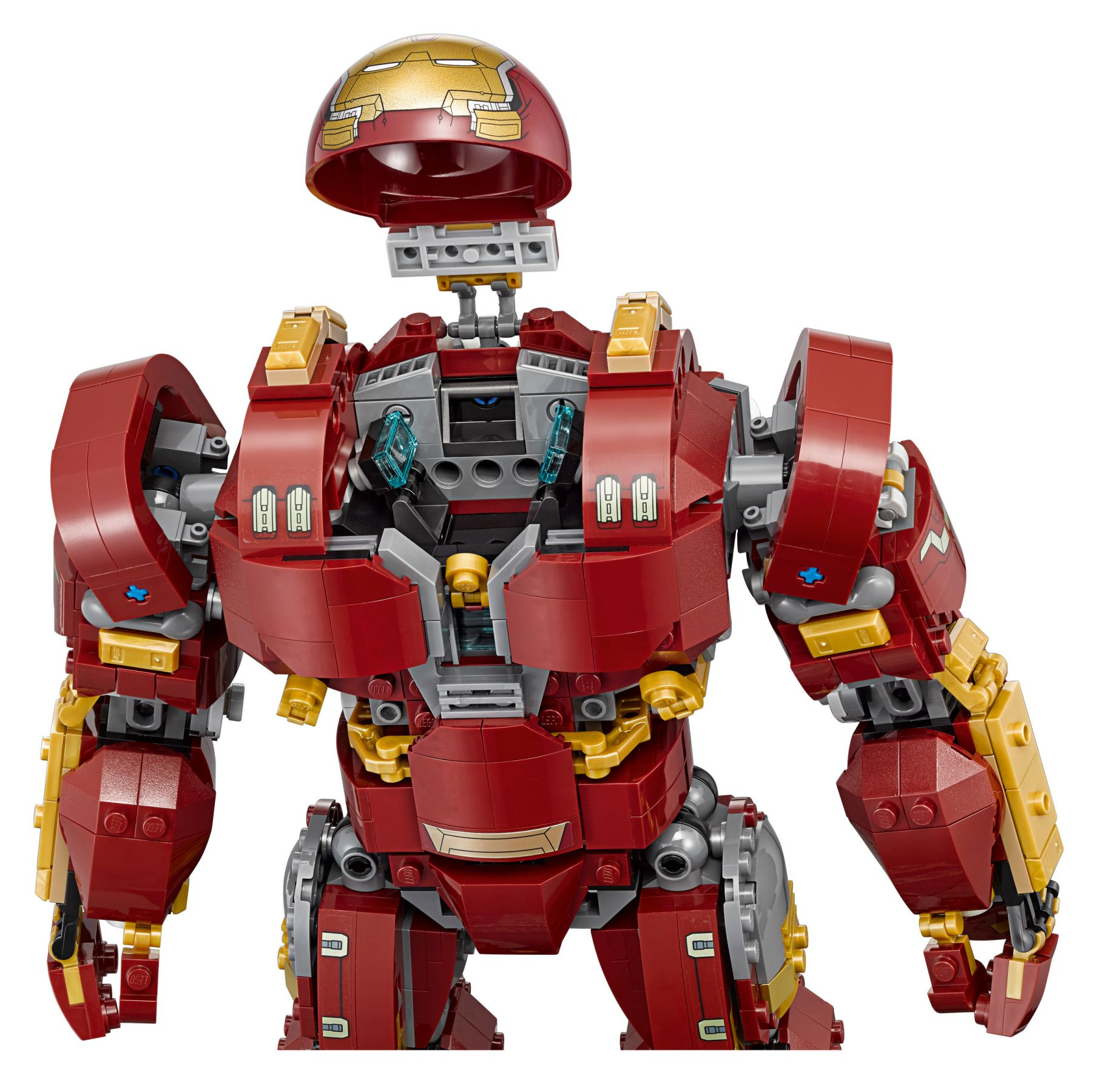 LEGO Super Heroes 76105 Marvel Avengers: Infinity War - The Hulkbuster: Ultron Edition LEGO_76105_alt8.jpg