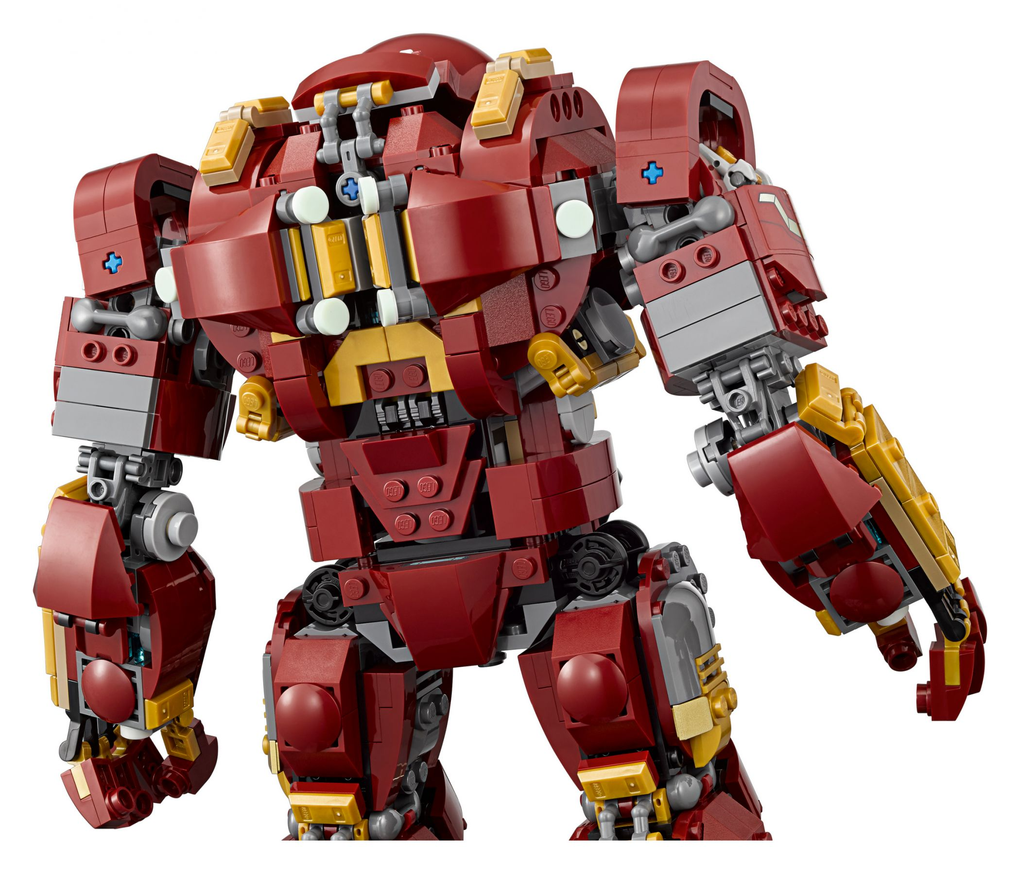 LEGO Super Heroes 76105 Marvel Avengers: Infinity War - The Hulkbuster: Ultron Edition LEGO_76105_alt9.jpg