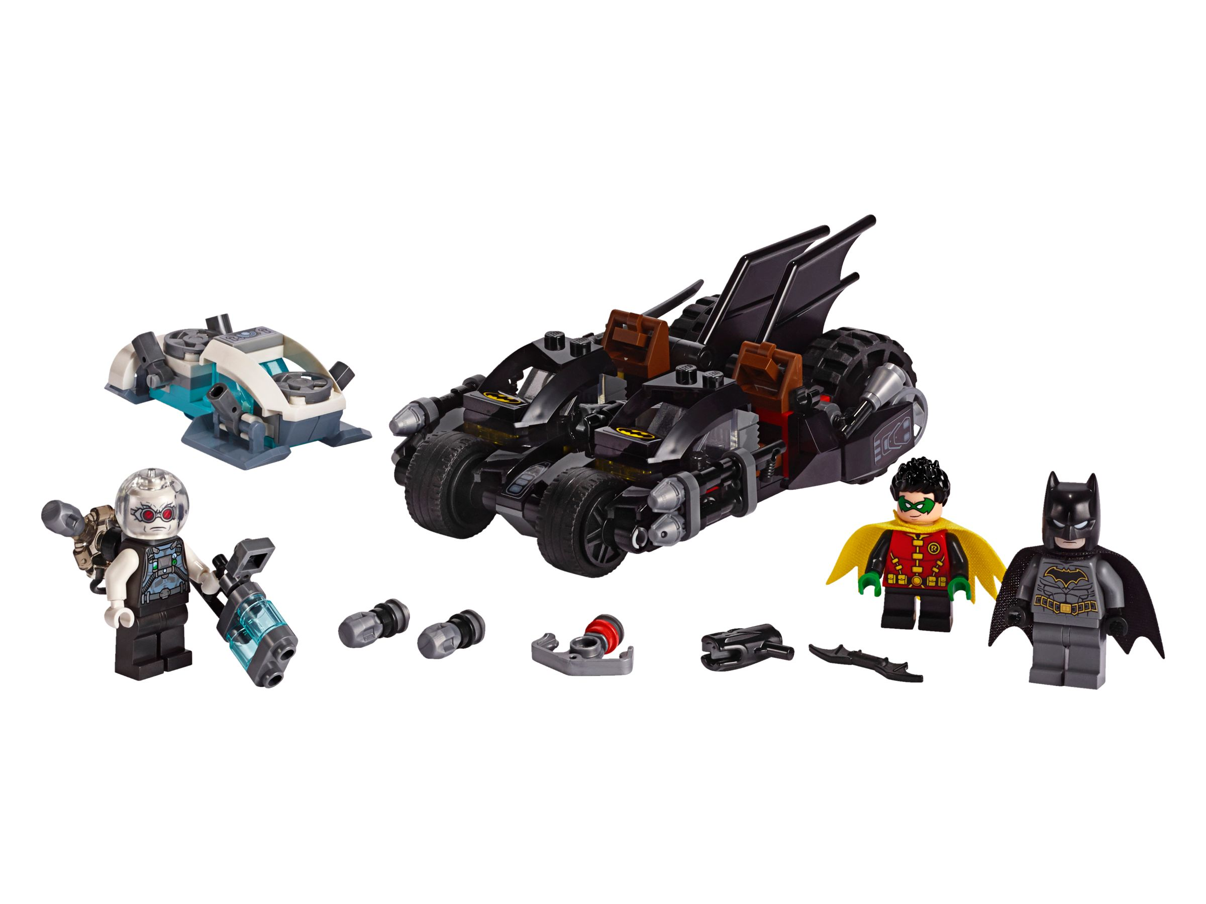 LEGO Super Heroes 76118 Batcycle-Duell mit Mr. Freeze™ LEGO_76118.jpg