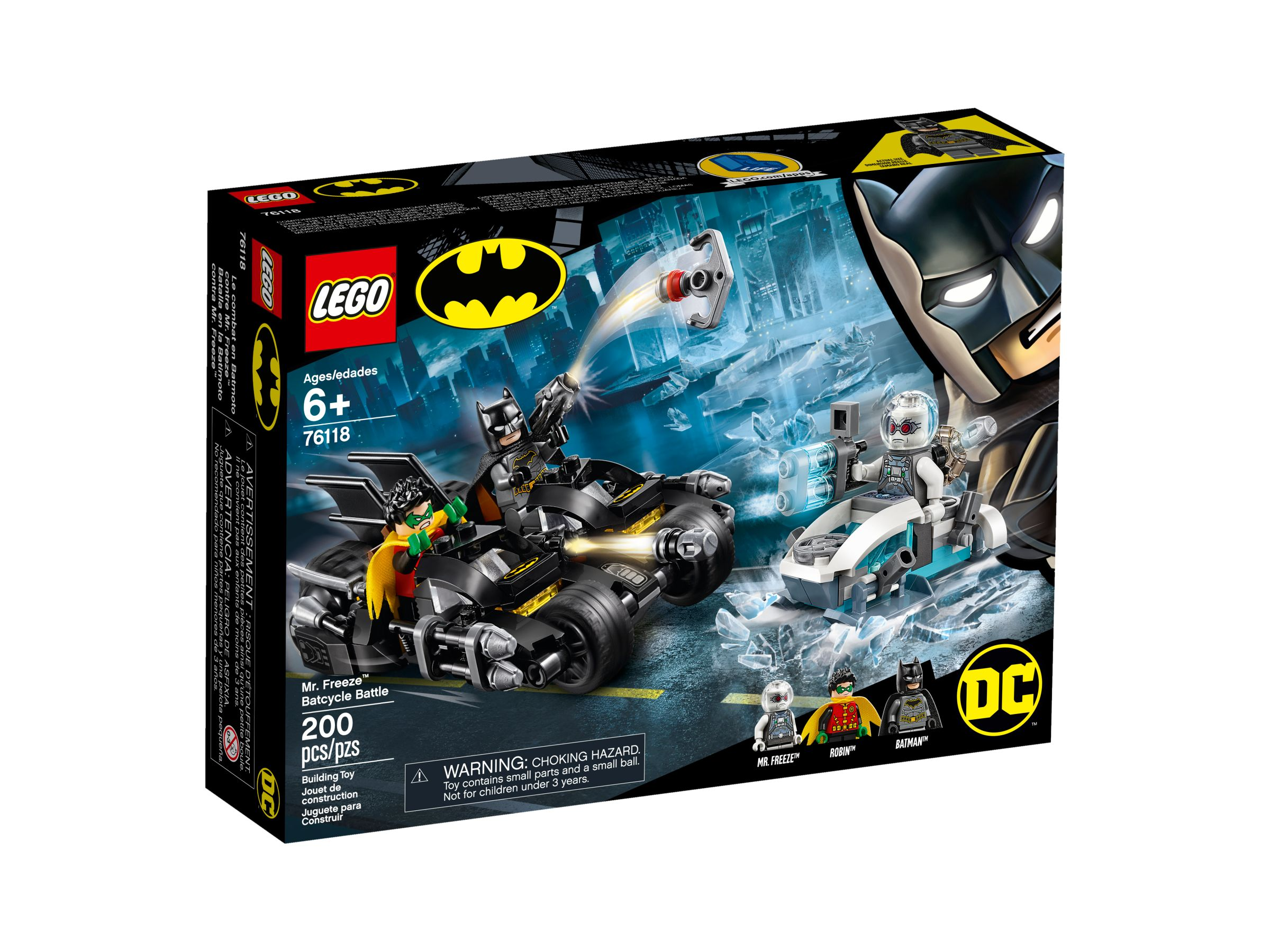 LEGO Super Heroes 76118 Batcycle-Duell mit Mr. Freeze™ LEGO_76118_alt1.jpg