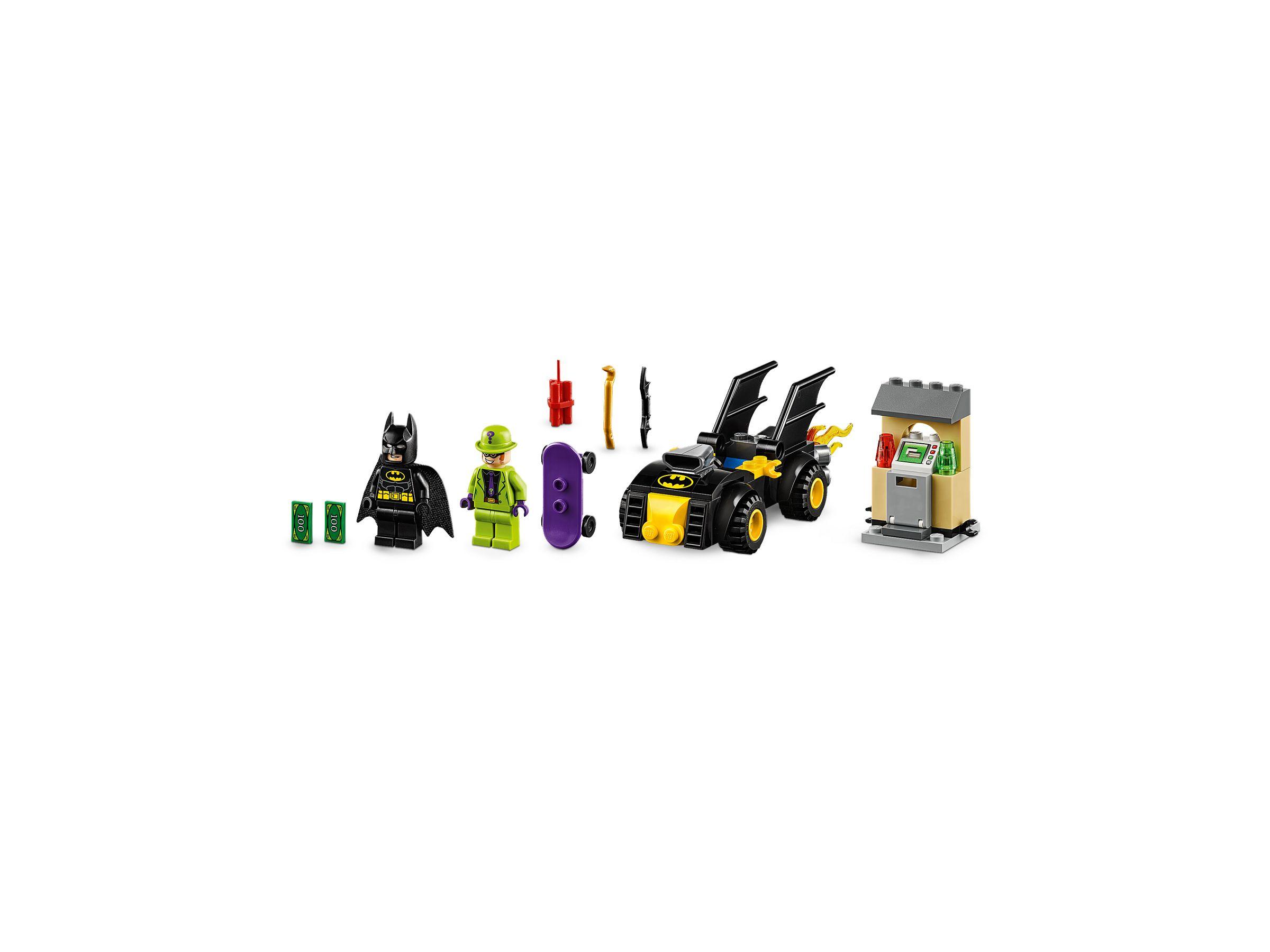 LEGO 76137 Super Heroes Batman™ vs  der Raub des Riddler™ (2019) | Batman  VS  The Riddler