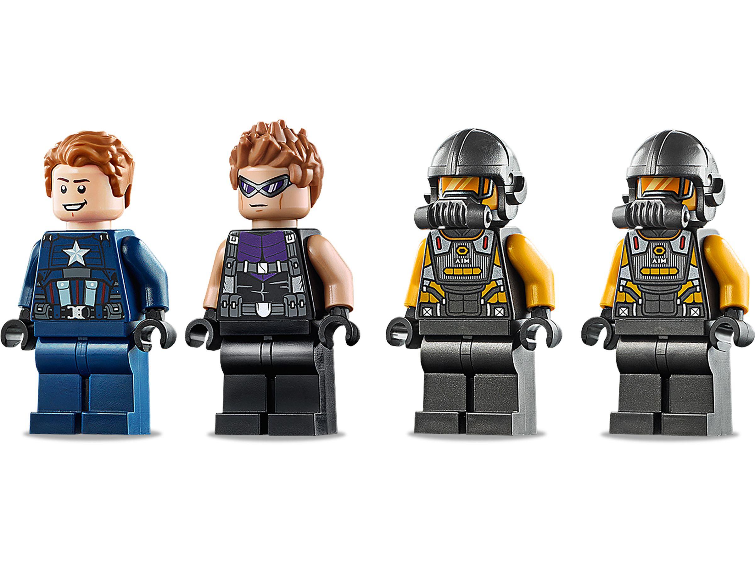 LEGO® Super Heroes 76143 Avengers Truck-Festnahme