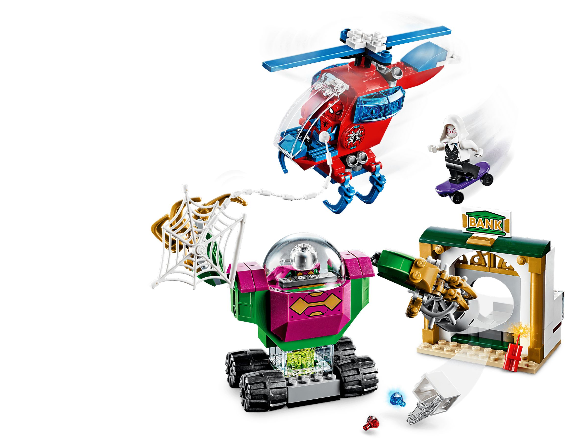 LEGO® Super Heroes 76149 Mysterios Bedrohung