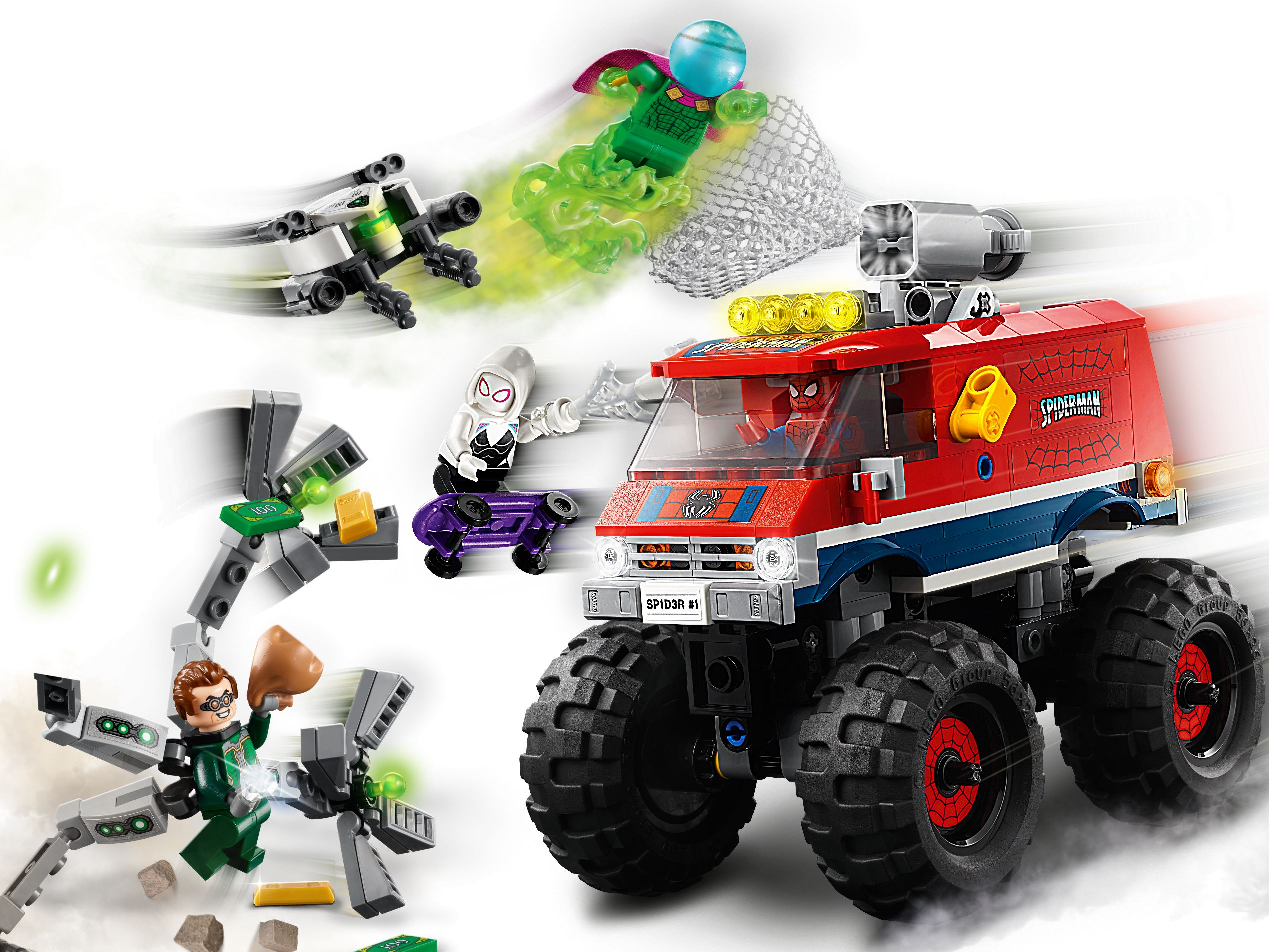 LEGO Super Heroes 76174 Spider-Mans Monstertruck vs. Mysterio LEGO_76174_alt3.jpg