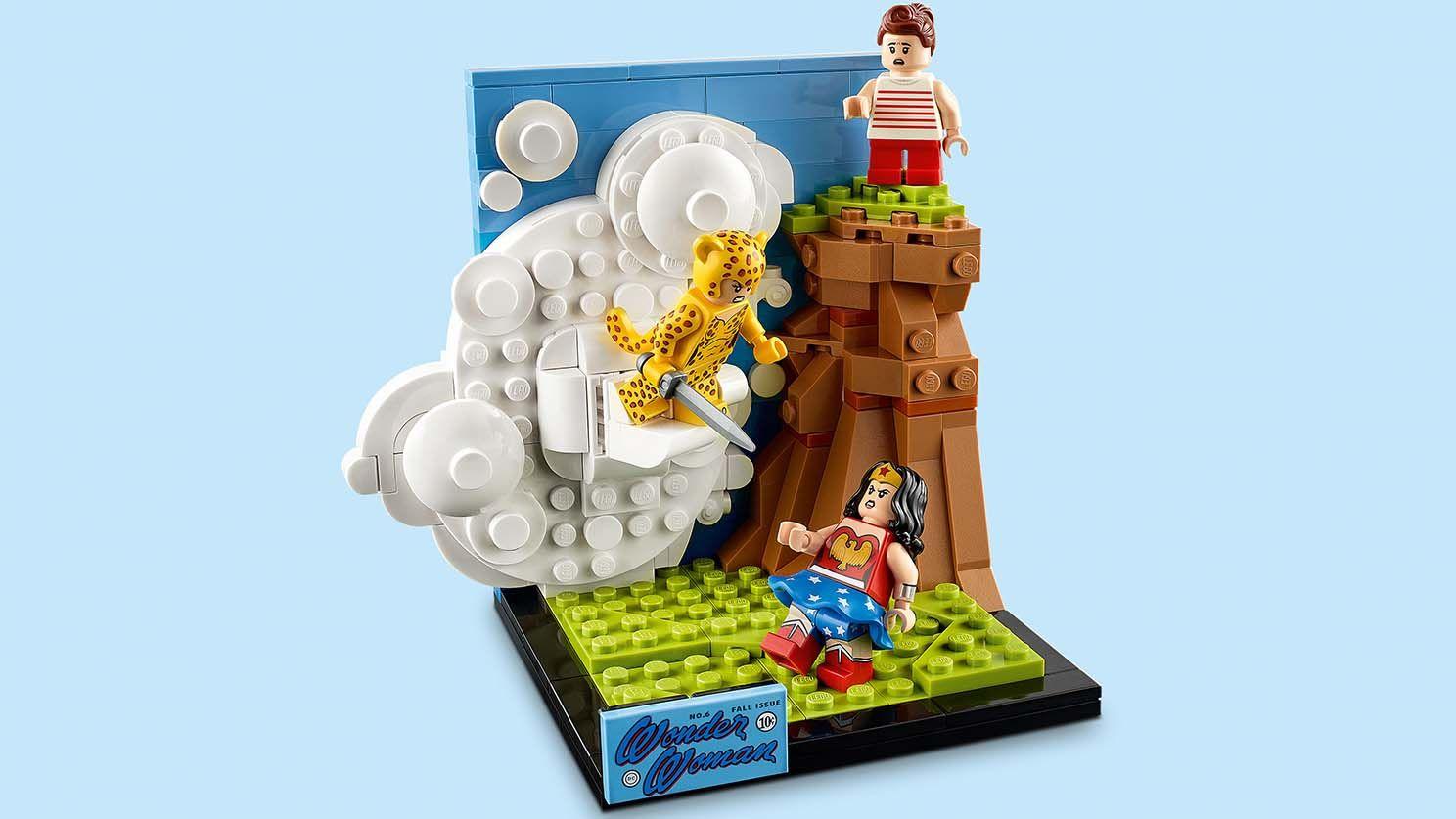 LEGO® Super Heroes 77906 Wonder Woman™