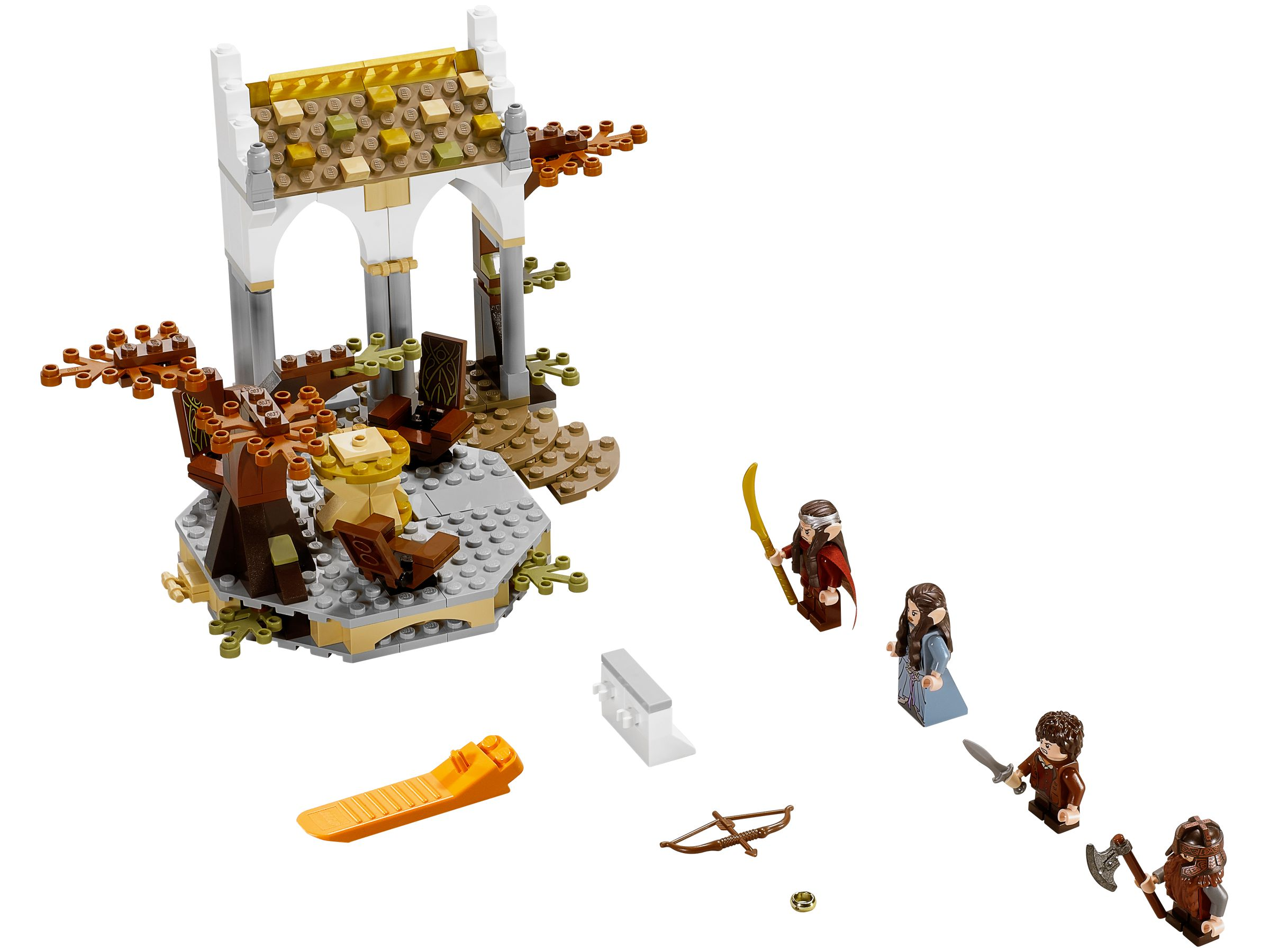 LEGO Lord of the Rings 79006 Der Rat von Elrond LEGO_79006.jpg