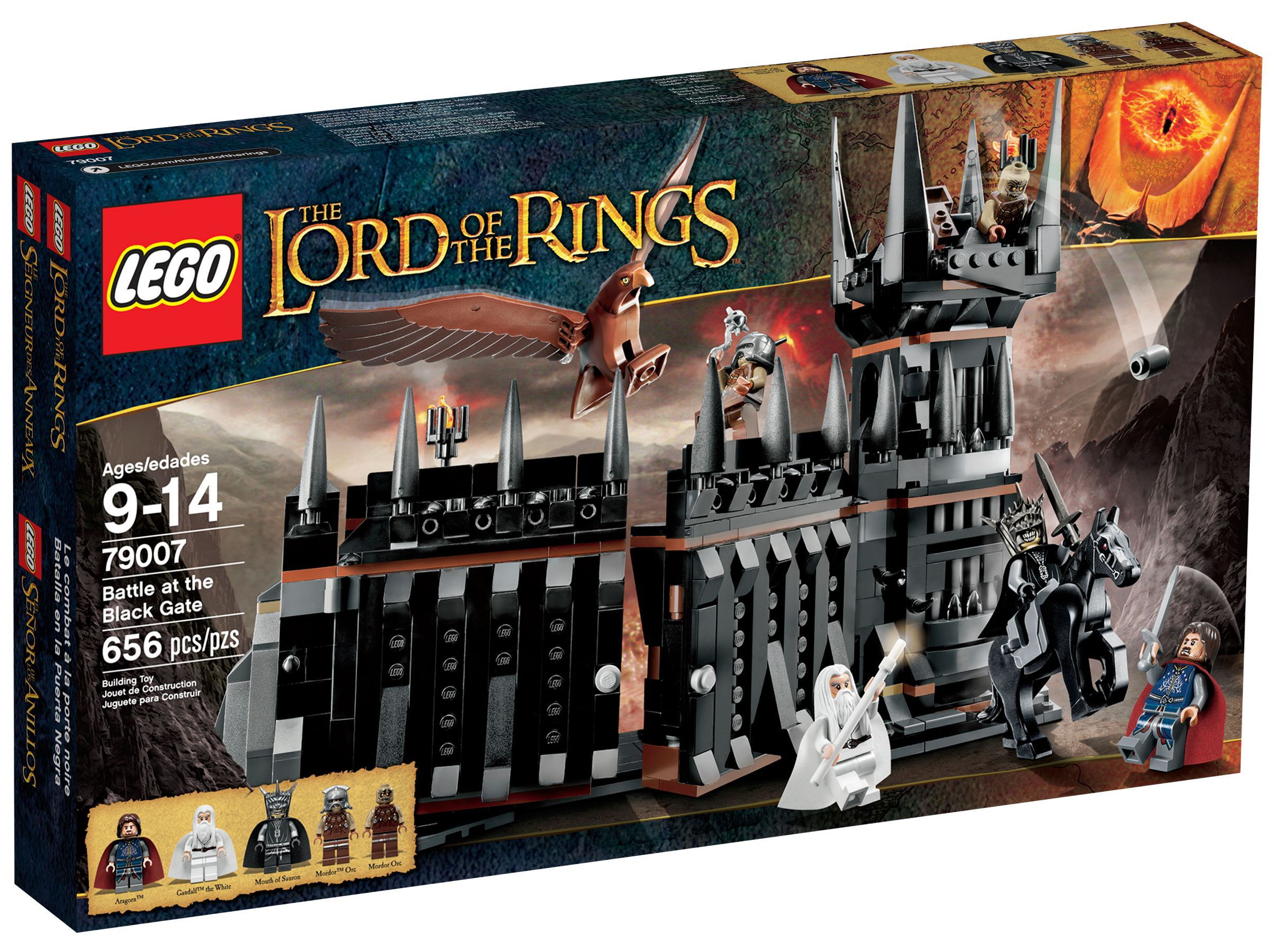 LEGO Lord of the Rings 79007 Die Schlacht am Schwarzen Tor LEGO_79007_alt1.jpg