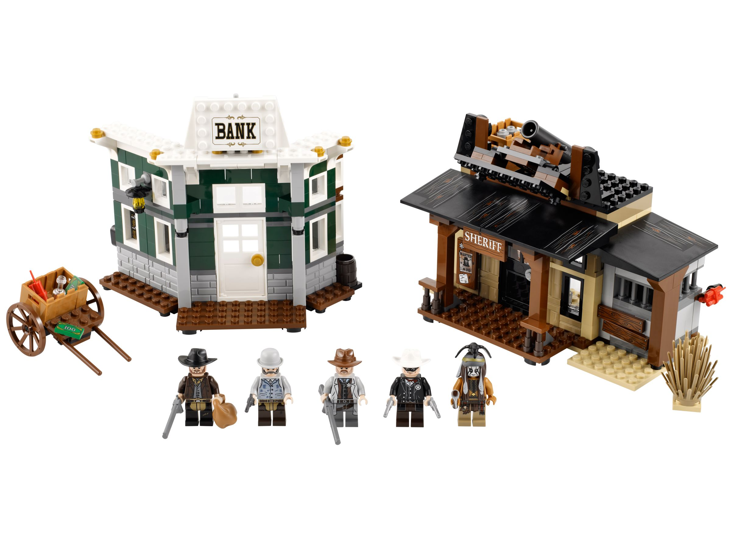 LEGO Lone Ranger 79109 Duell in Colby City LEGO_79109.jpg