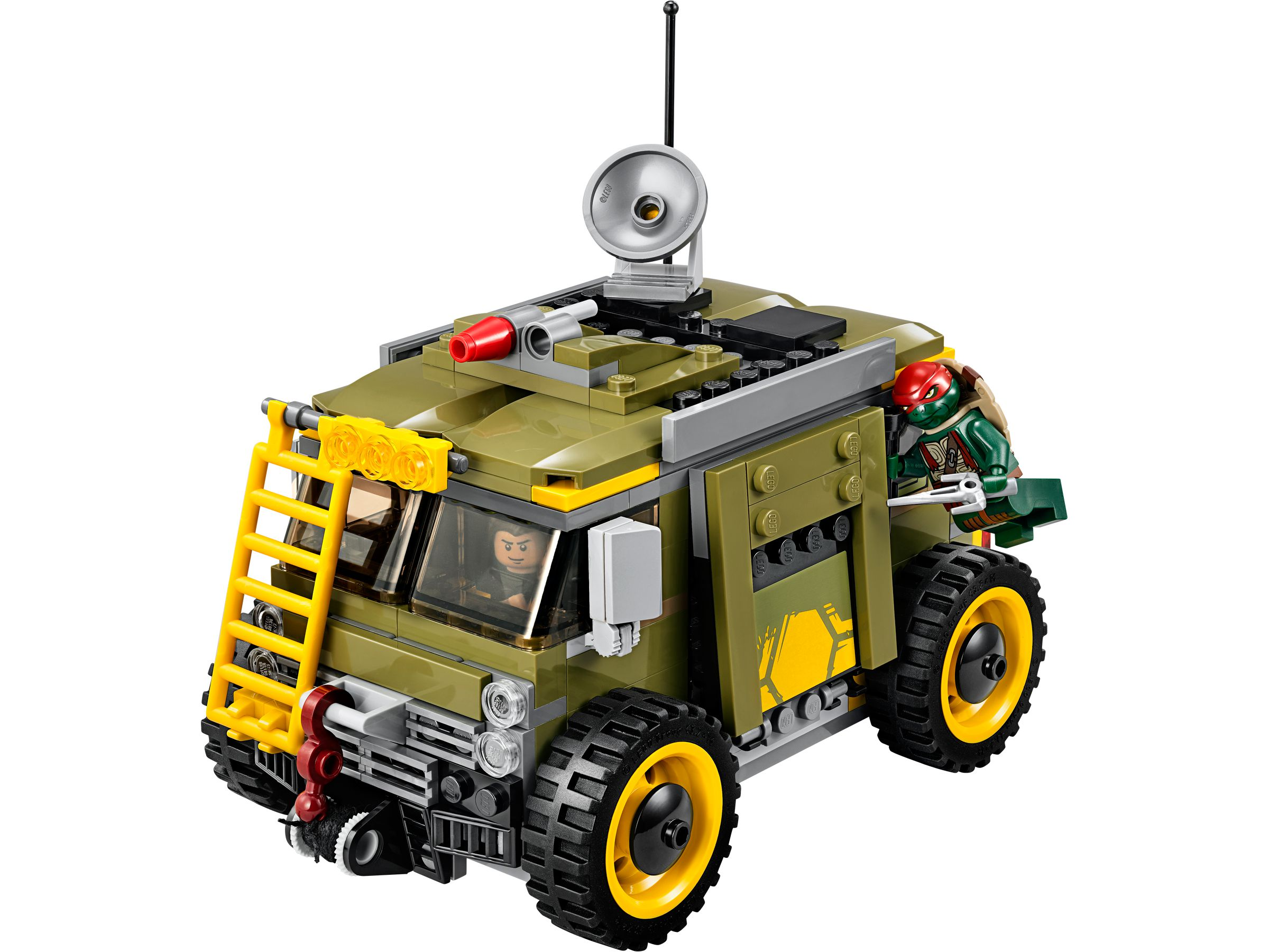 LEGO Teenage Mutant Ninja Turtles 79115 Turtle Van LEGO_79115_alt2.jpg