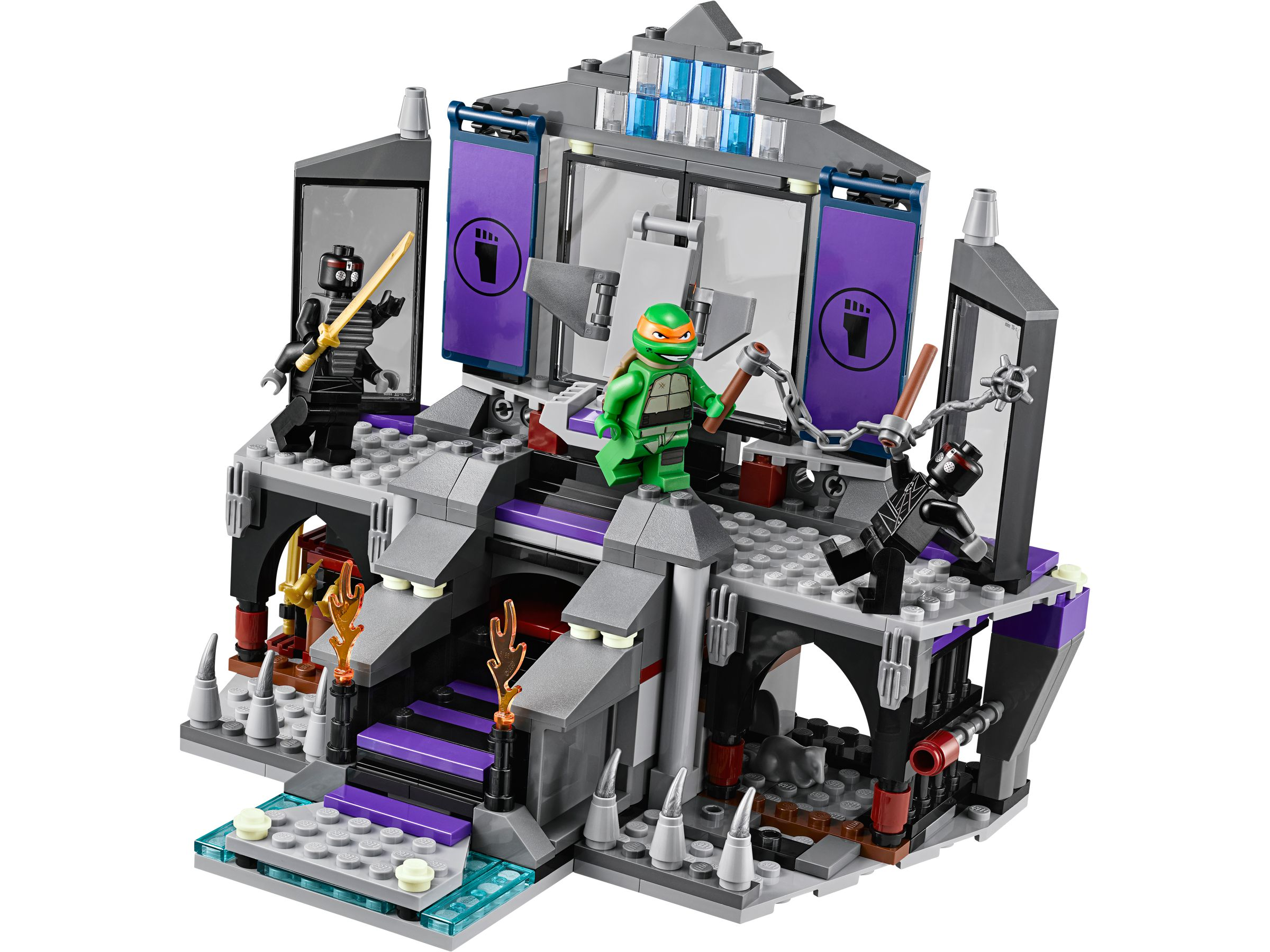 LEGO Teenage Mutant Ninja Turtles 79122 Rettung aus Shredders Versteck LEGO_79122_alt3.jpg