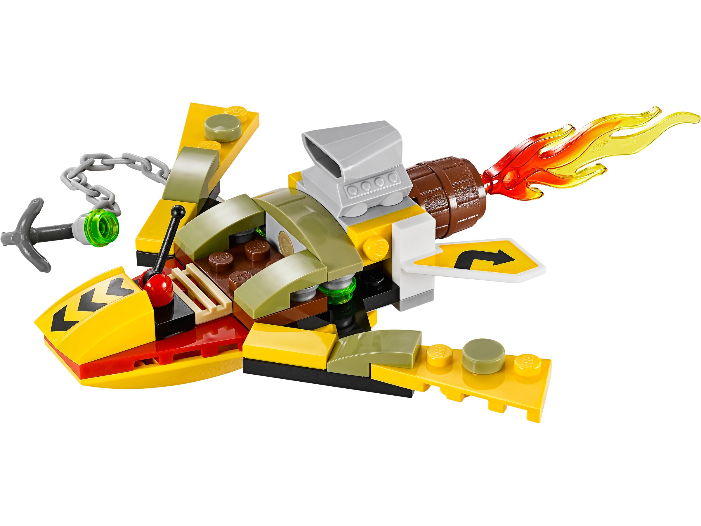 LEGO Teenage Mutant Ninja Turtles 79122 Rettung aus Shredders Versteck LEGO_79122_alt7.jpg