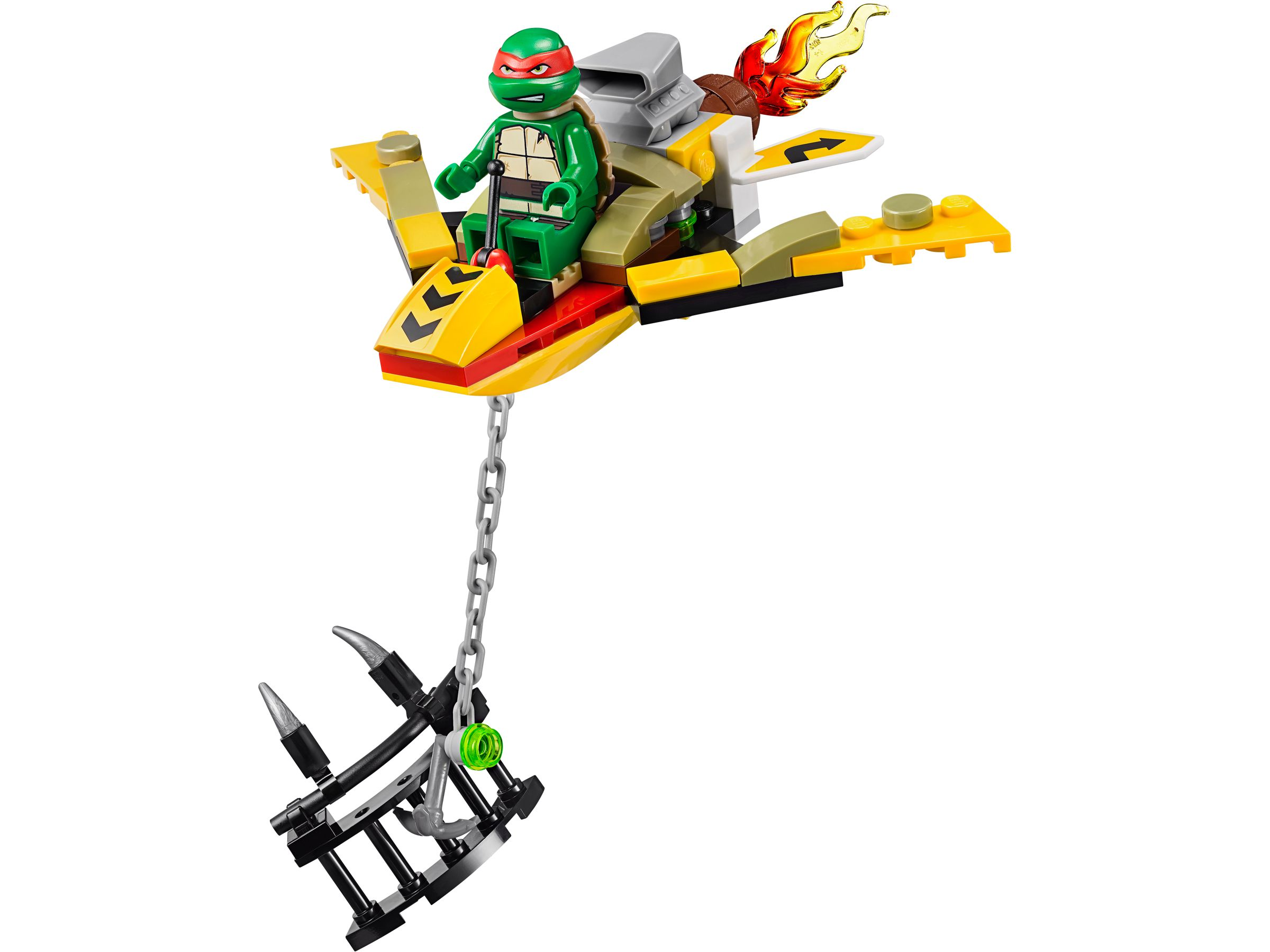LEGO Teenage Mutant Ninja Turtles 79122 Rettung aus Shredders Versteck LEGO_79122_alt8.jpg