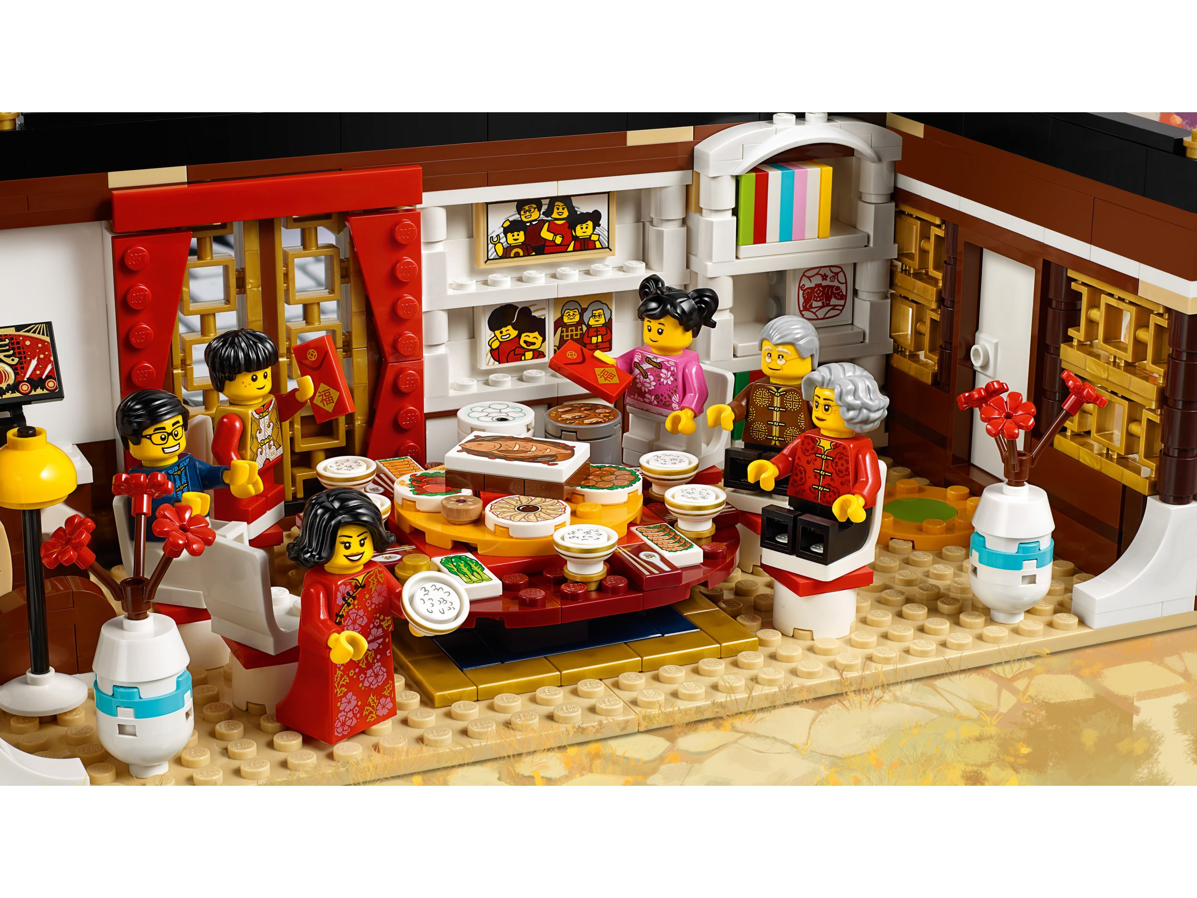 LEGO Seasonal 80101 Chinese New Year's Eve Dinner LEGO_80101_alt5.jpg