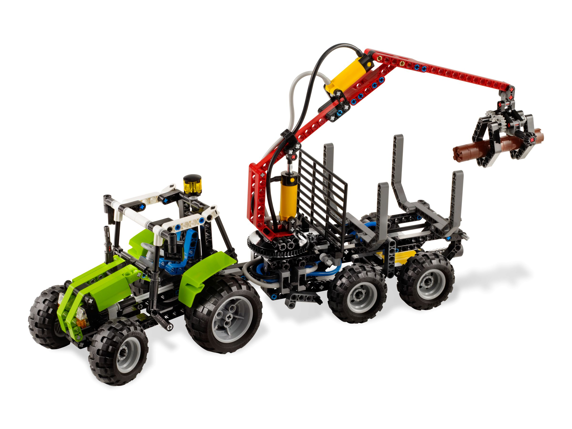 LEGO Technic 8049 Tractor with Log Loader LEGO_8049.jpg