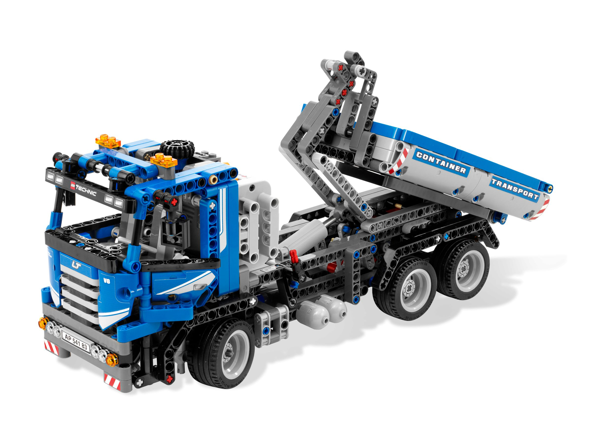 LEGO Technic 8052 Container Truck LEGO_8052.jpg