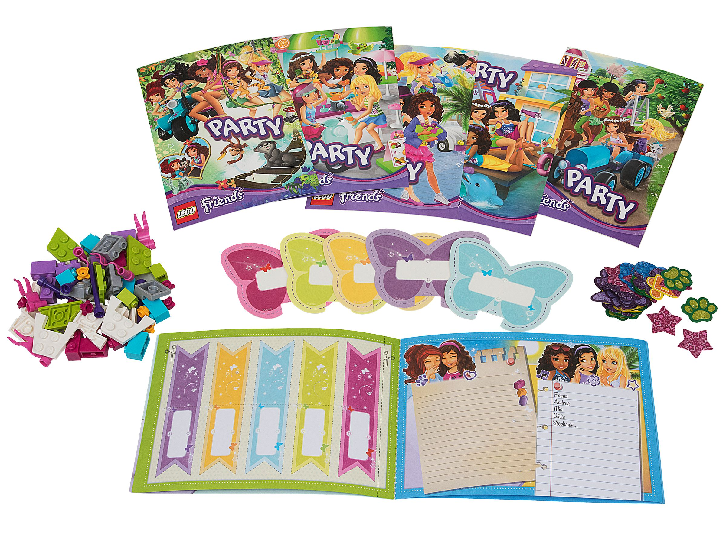 LEGO Gear 851362 LEGO® Friends Party-Set LEGO_851362.jpg