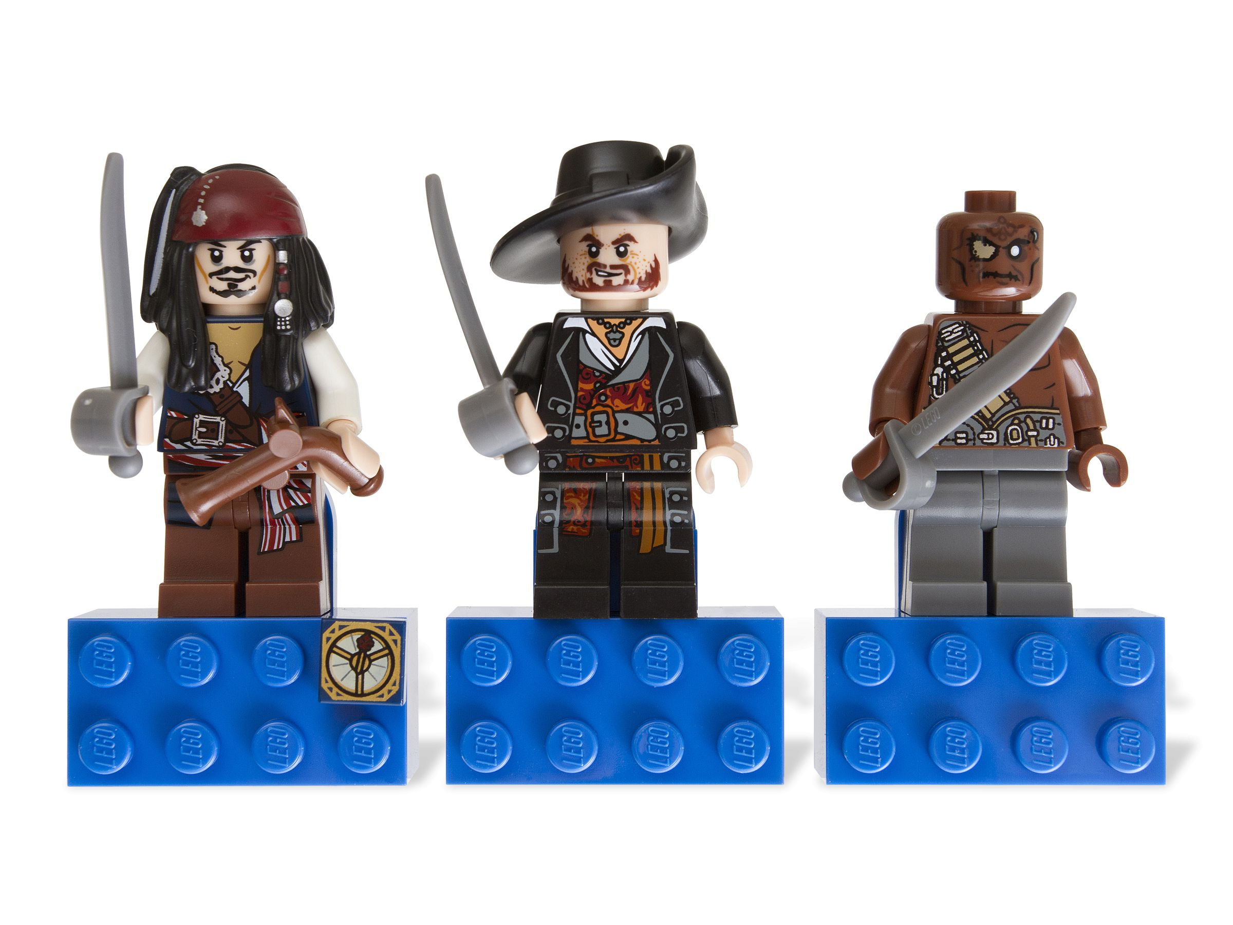 LEGO Gear 853191 Pirates of the Caribbean Magnet Set LEGO_853191.jpg