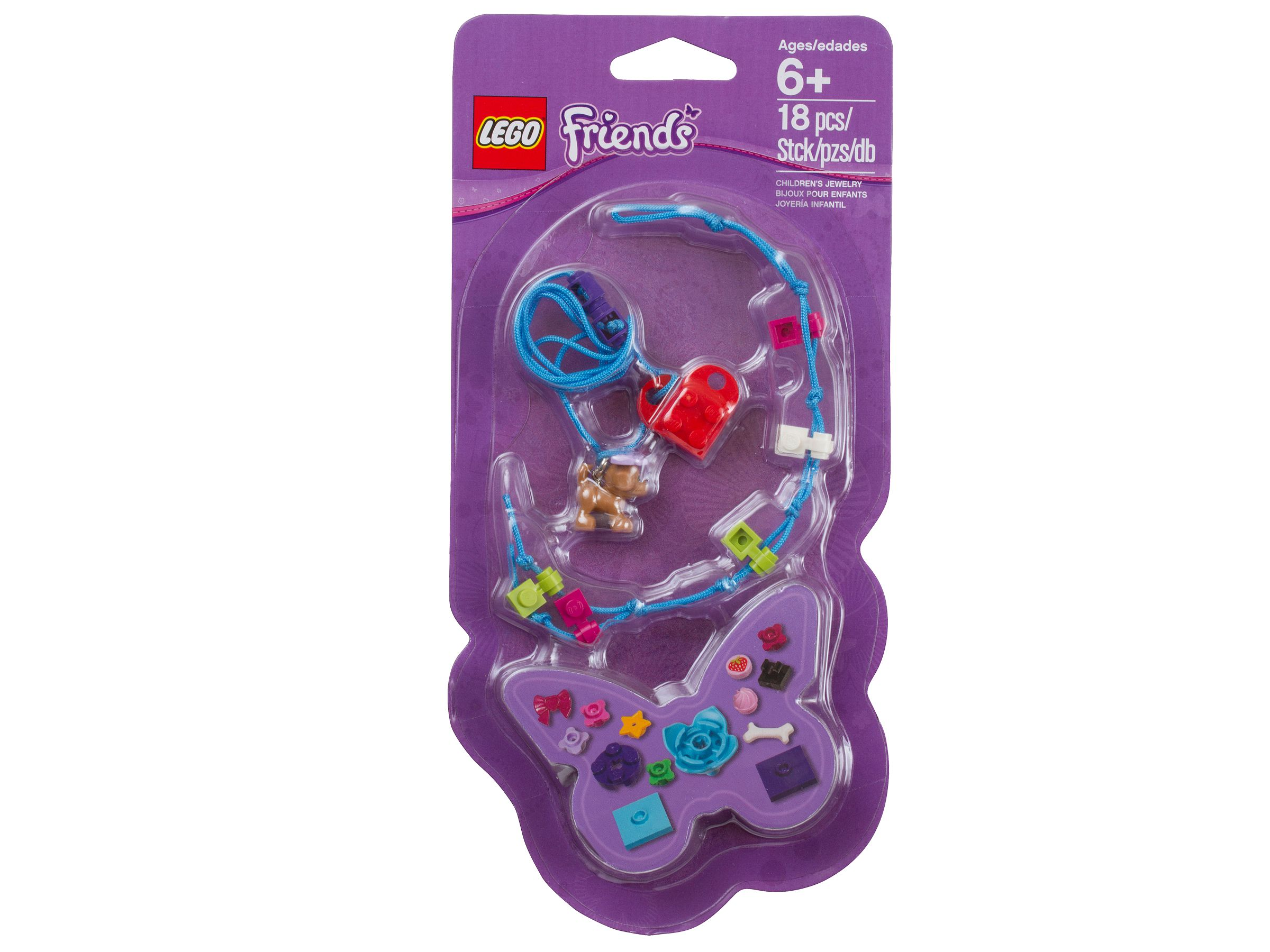 LEGO Gear 853440 LEGO® Friends Schmuck-Set LEGO_853440_alt1.jpg