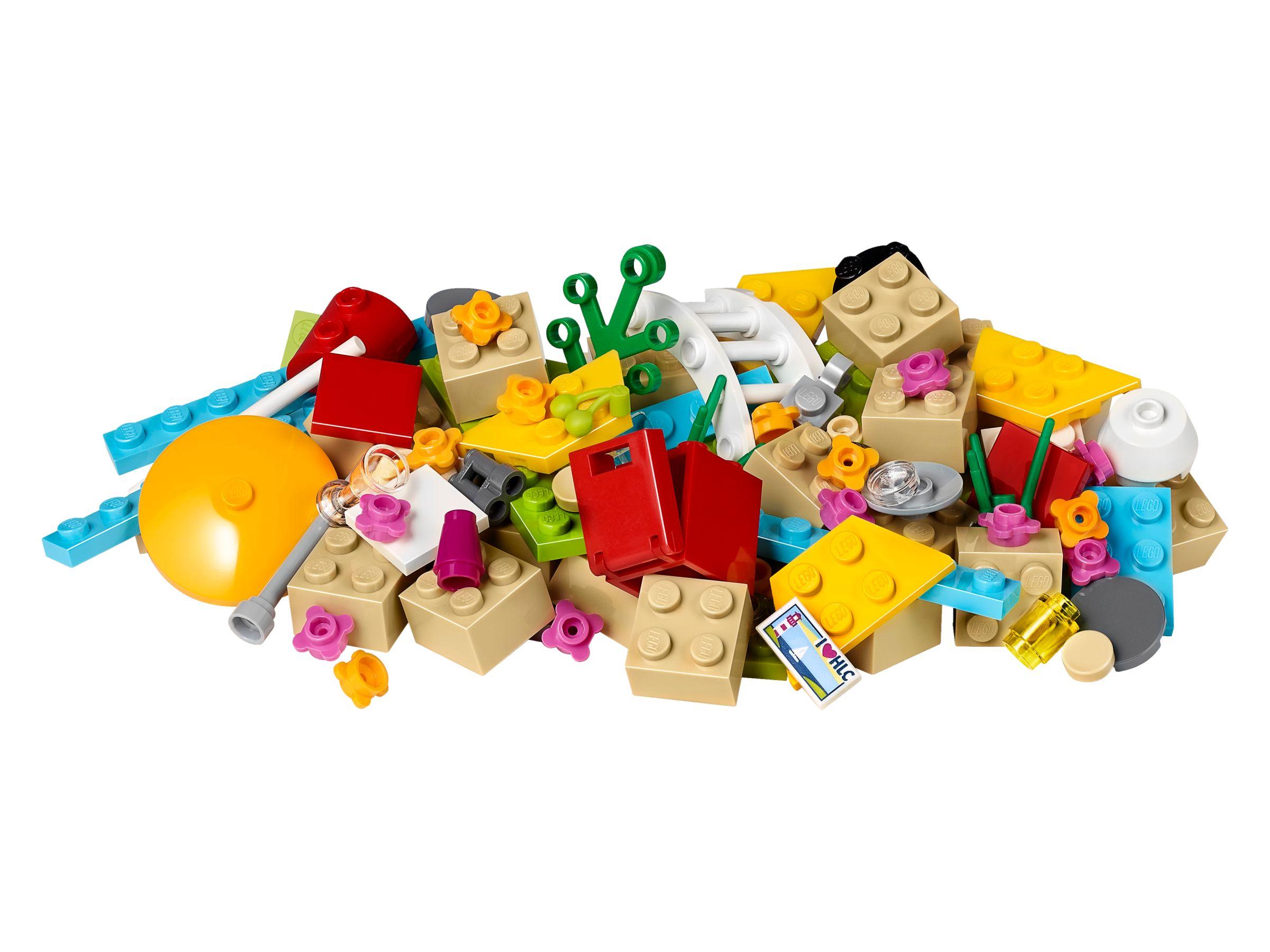 LEGO® Friends 853671 Heartlake City Spielmatte 2017