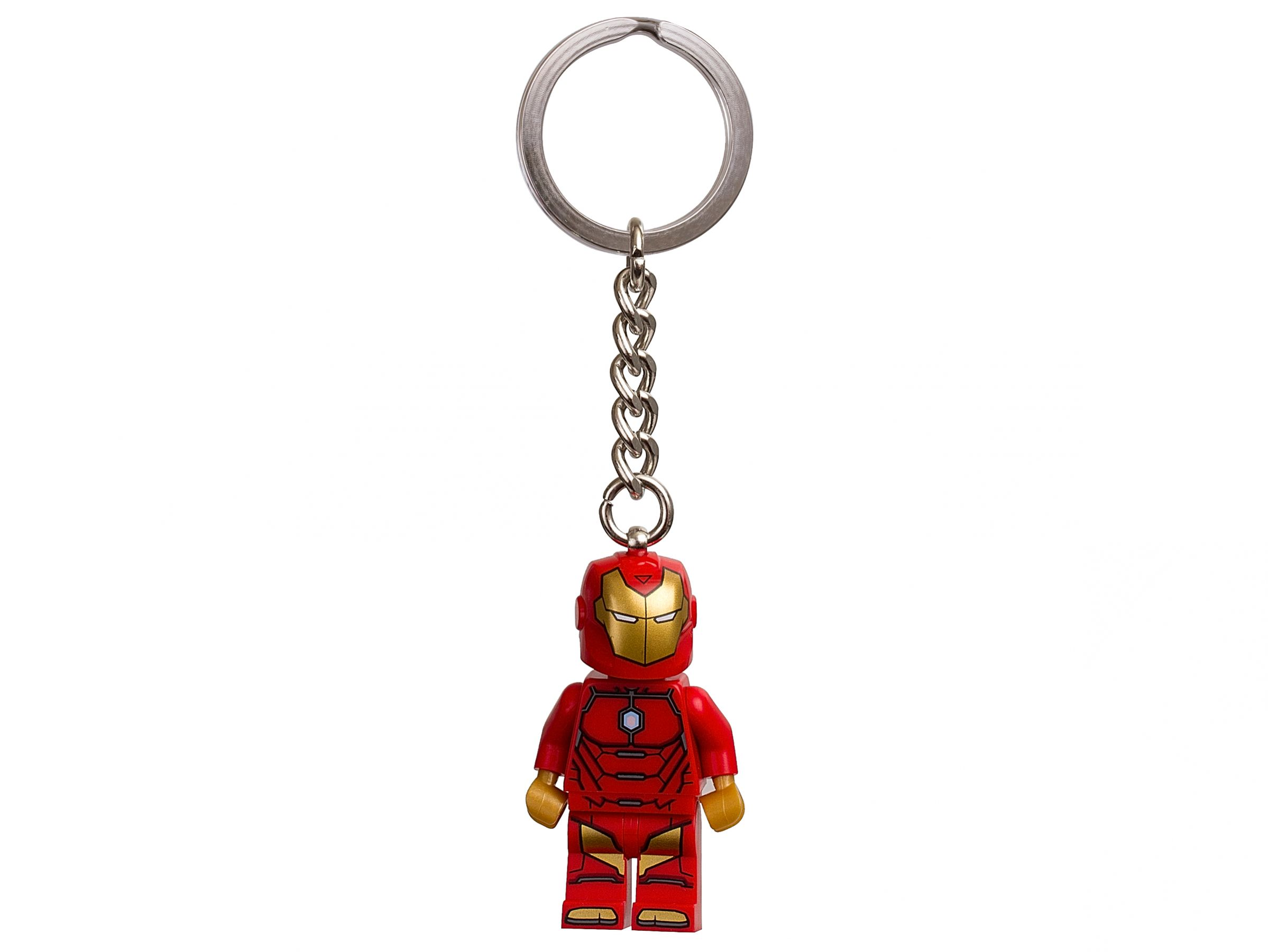 LEGO Gear 853706 LEGO® Marvel Super Heroes Invincible Iron Man Schlüsselanhänger