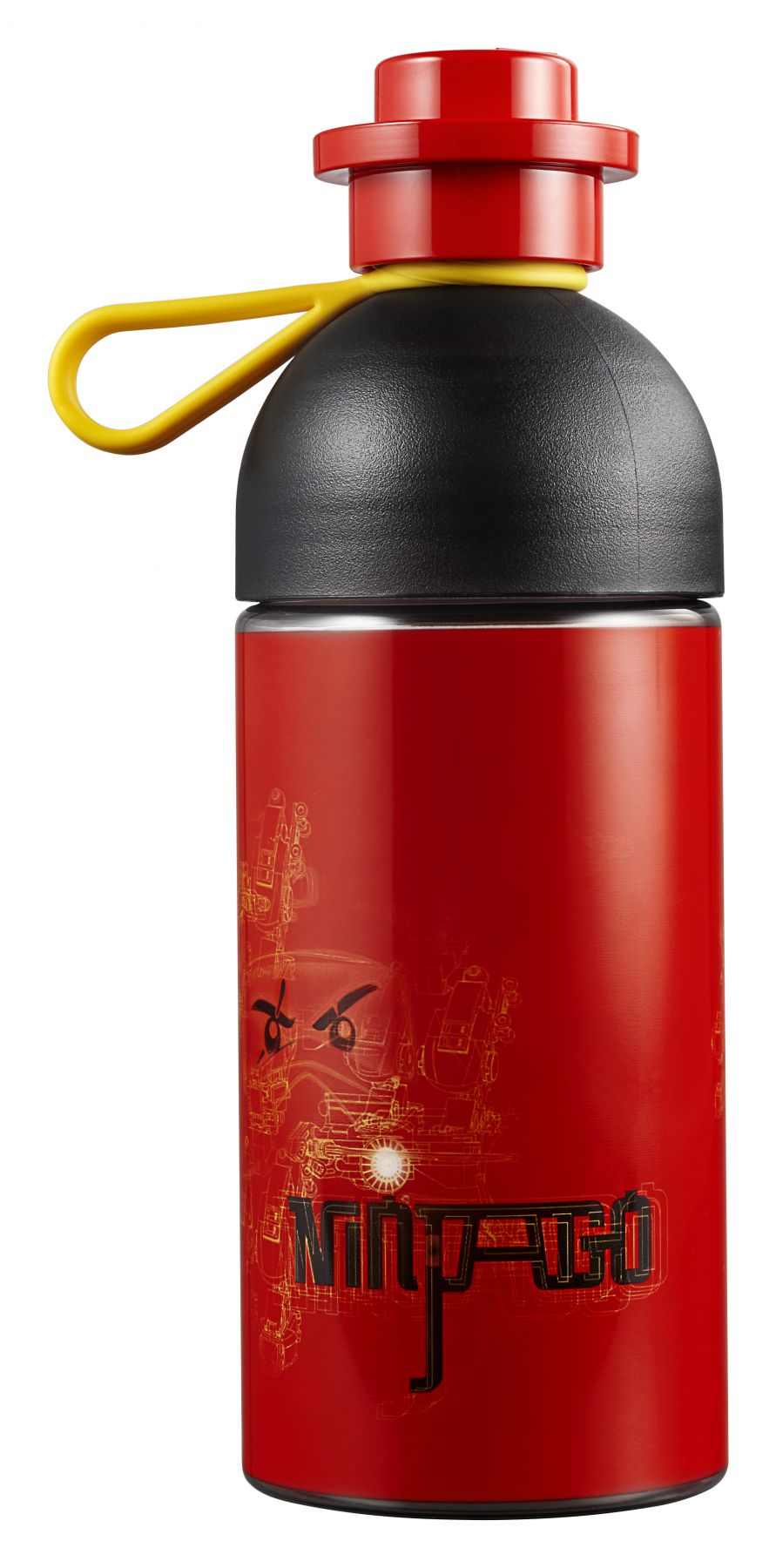 LEGO Gear 853763 NINJAGO® MOVIE™ Trinkflasche