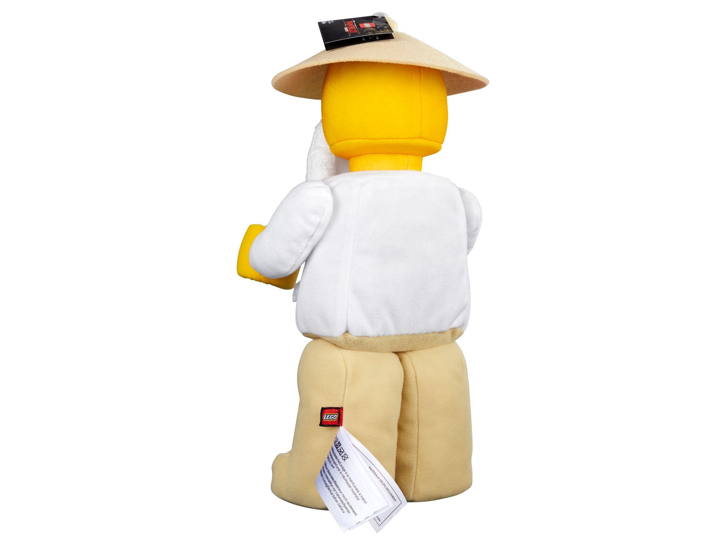 LEGO® Gear 853765 Meister Wu als Plüsch-Minifigur