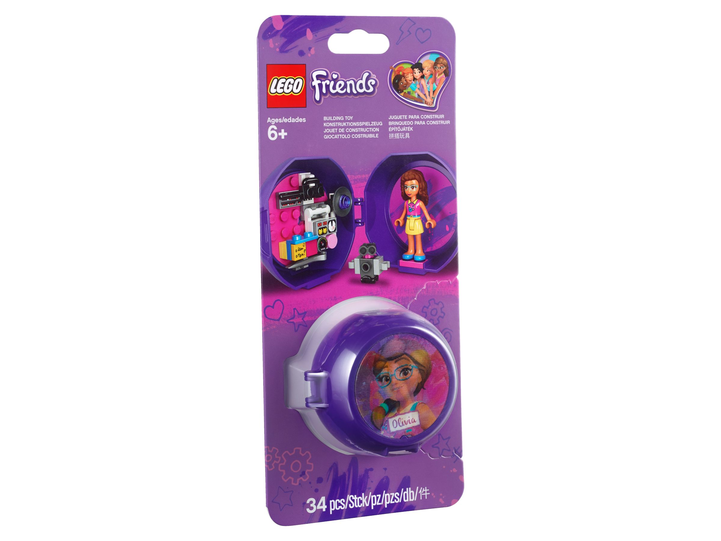 LEGO® Friends 853774 Olivias Satelliten-Pod