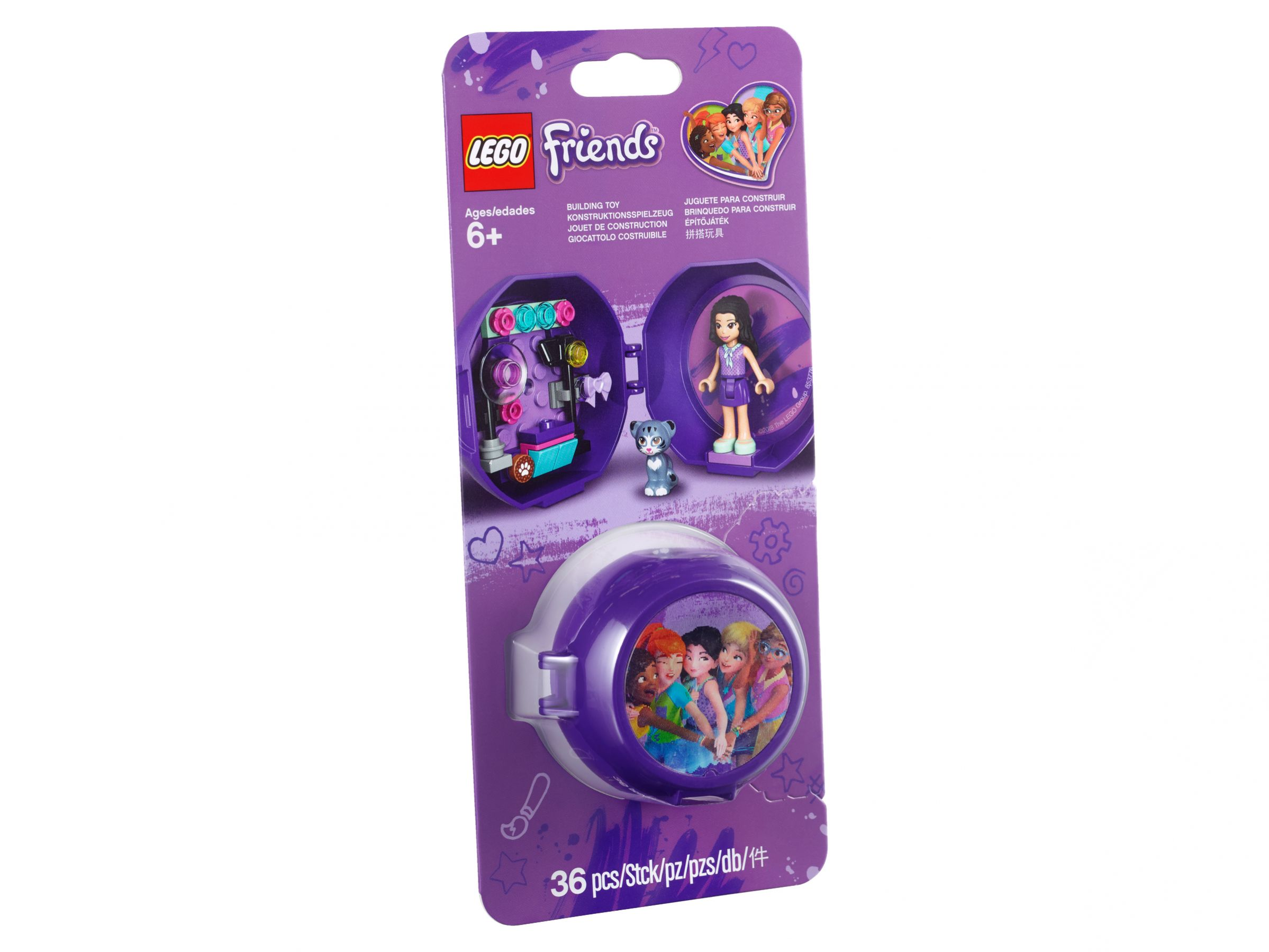 LEGO® Friends 853776 Emmas Fotostudio-Pod