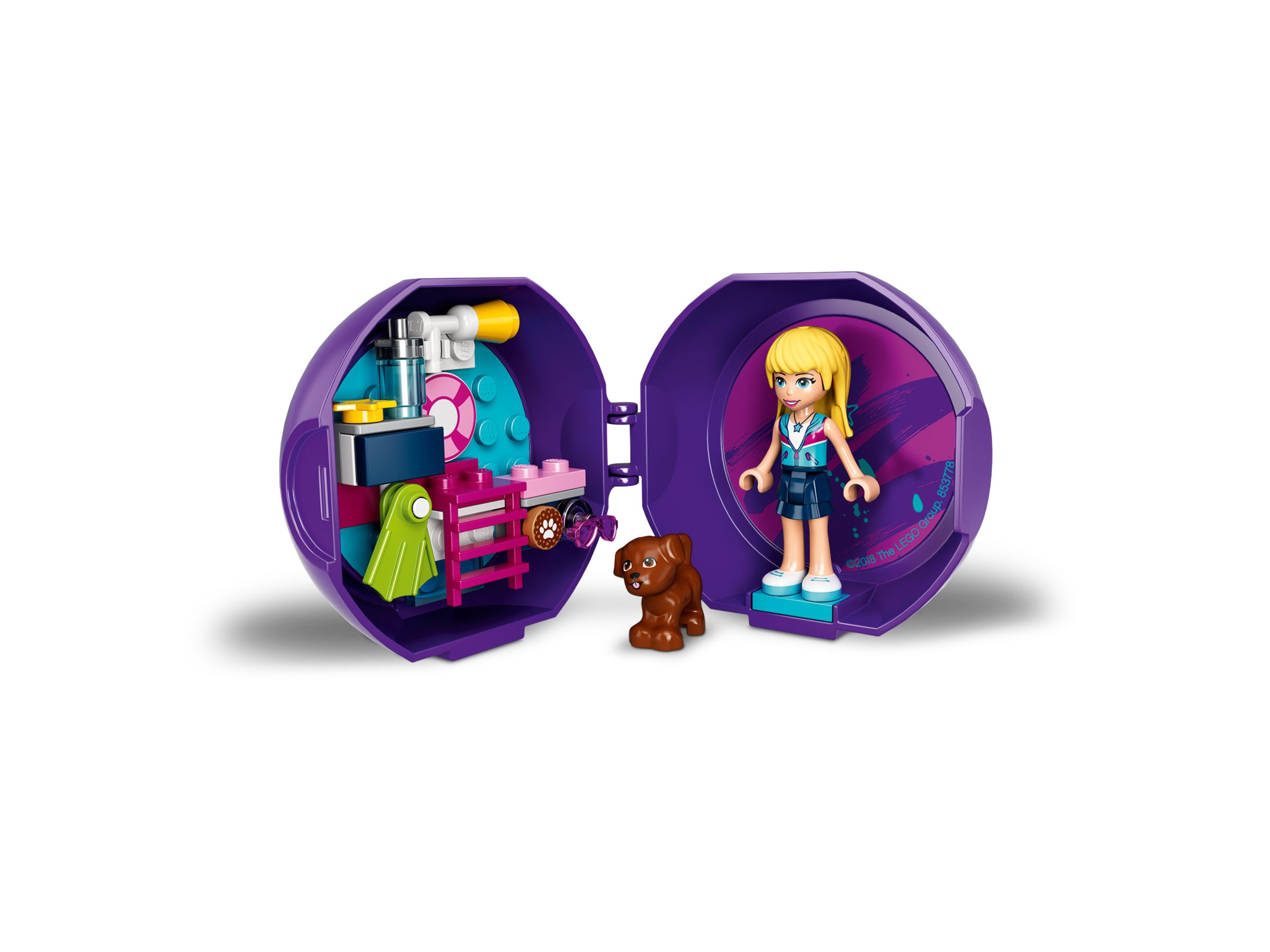LEGO Friends 853778 Stephanies Pool-Pod